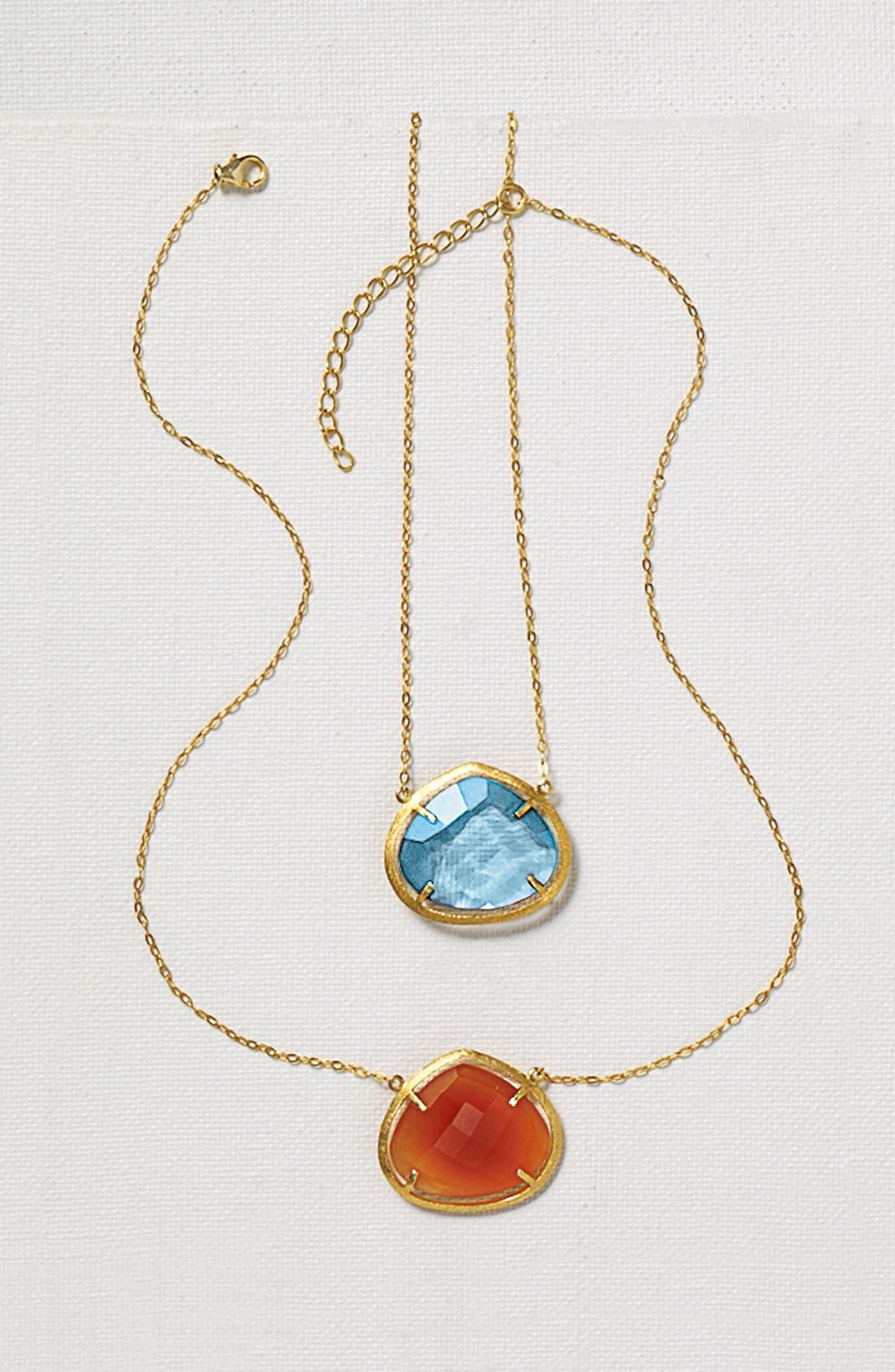 Alternate Image 2  - Argento Vivo Pendant Necklace (Nordstrom Exclusive)