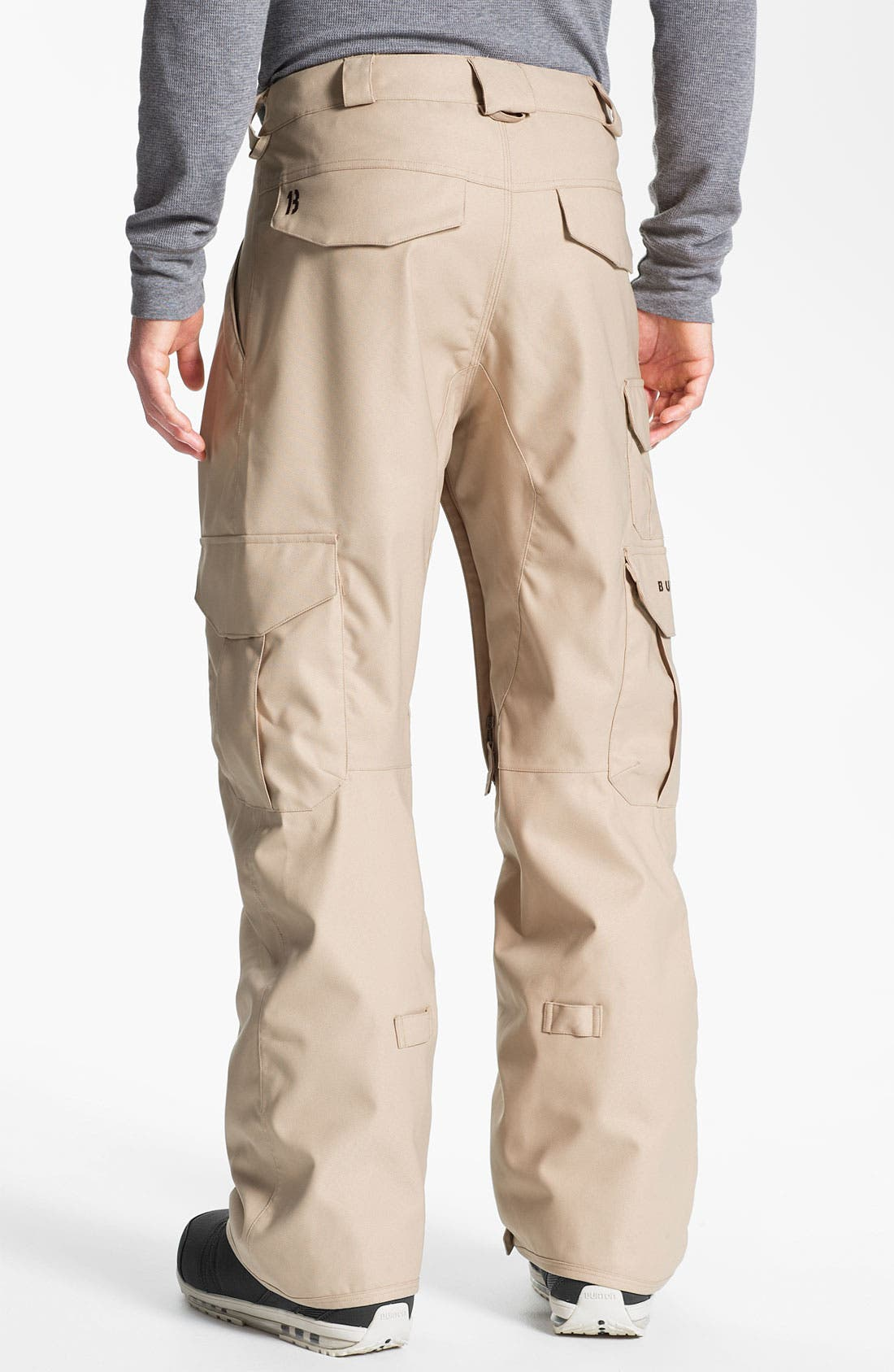 Alternate Image 2  - Burton Cargo Snowboard Pants