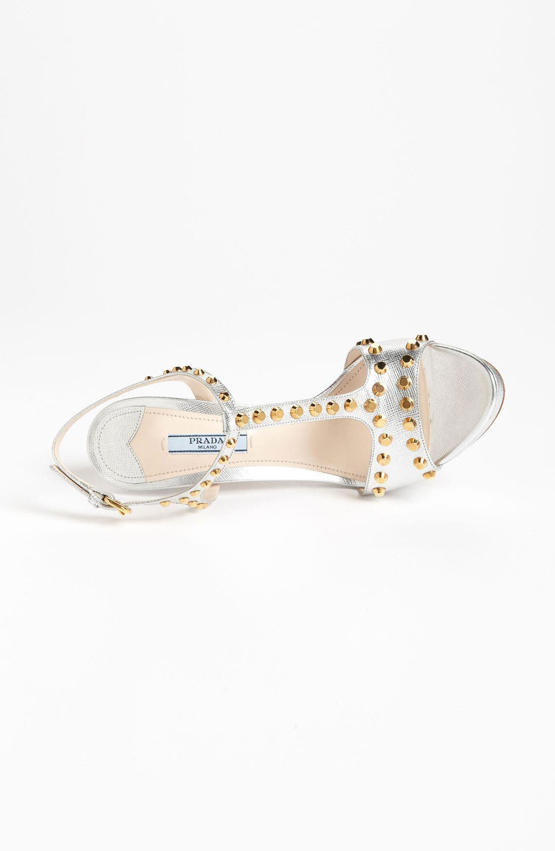 Alternate Image 3  - Prada Studded T-Strap Sandal
