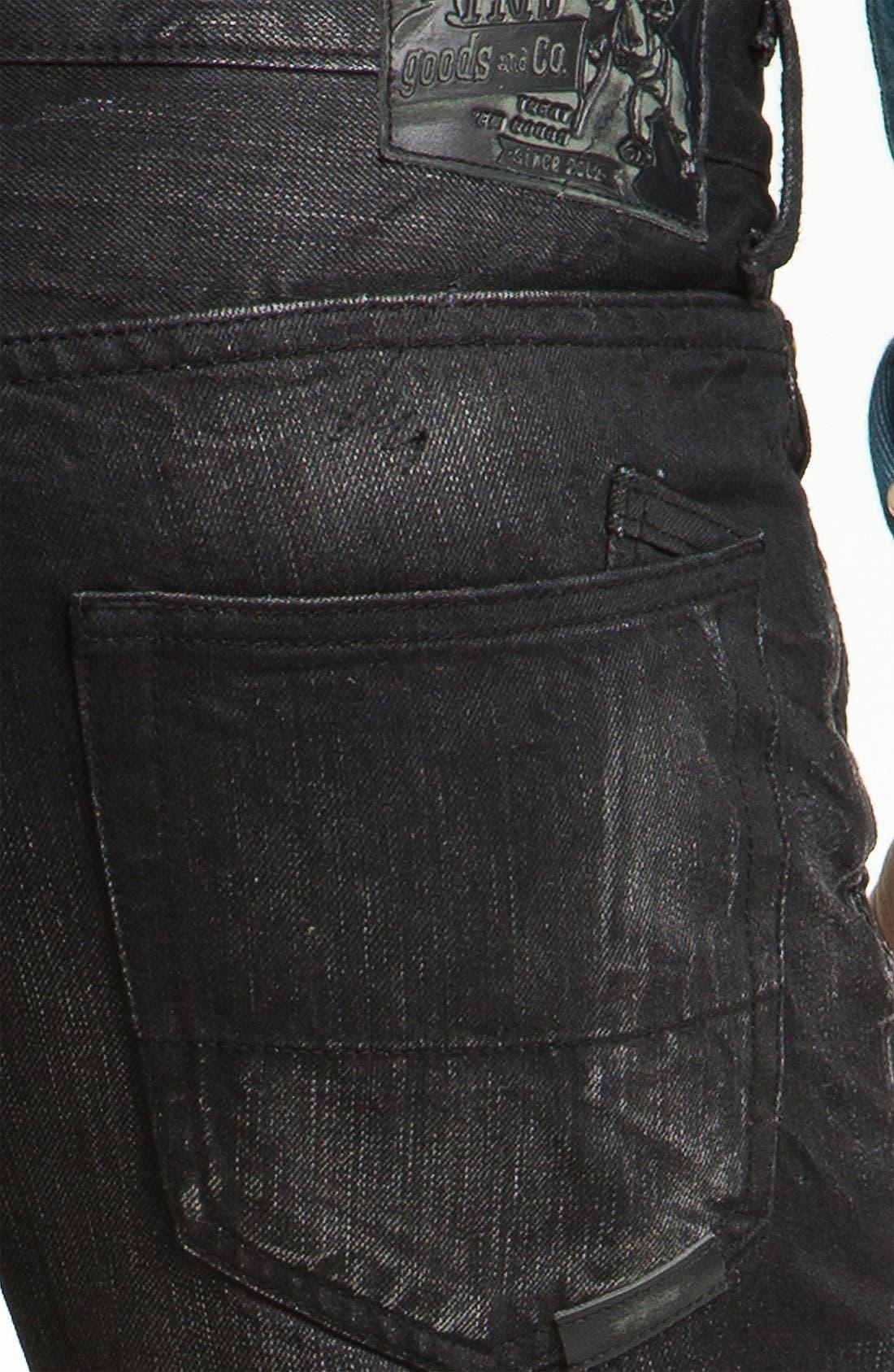 Alternate Image 4  - PRPS 'Rambler' Slim Fit Jeans (Junko's Summit)