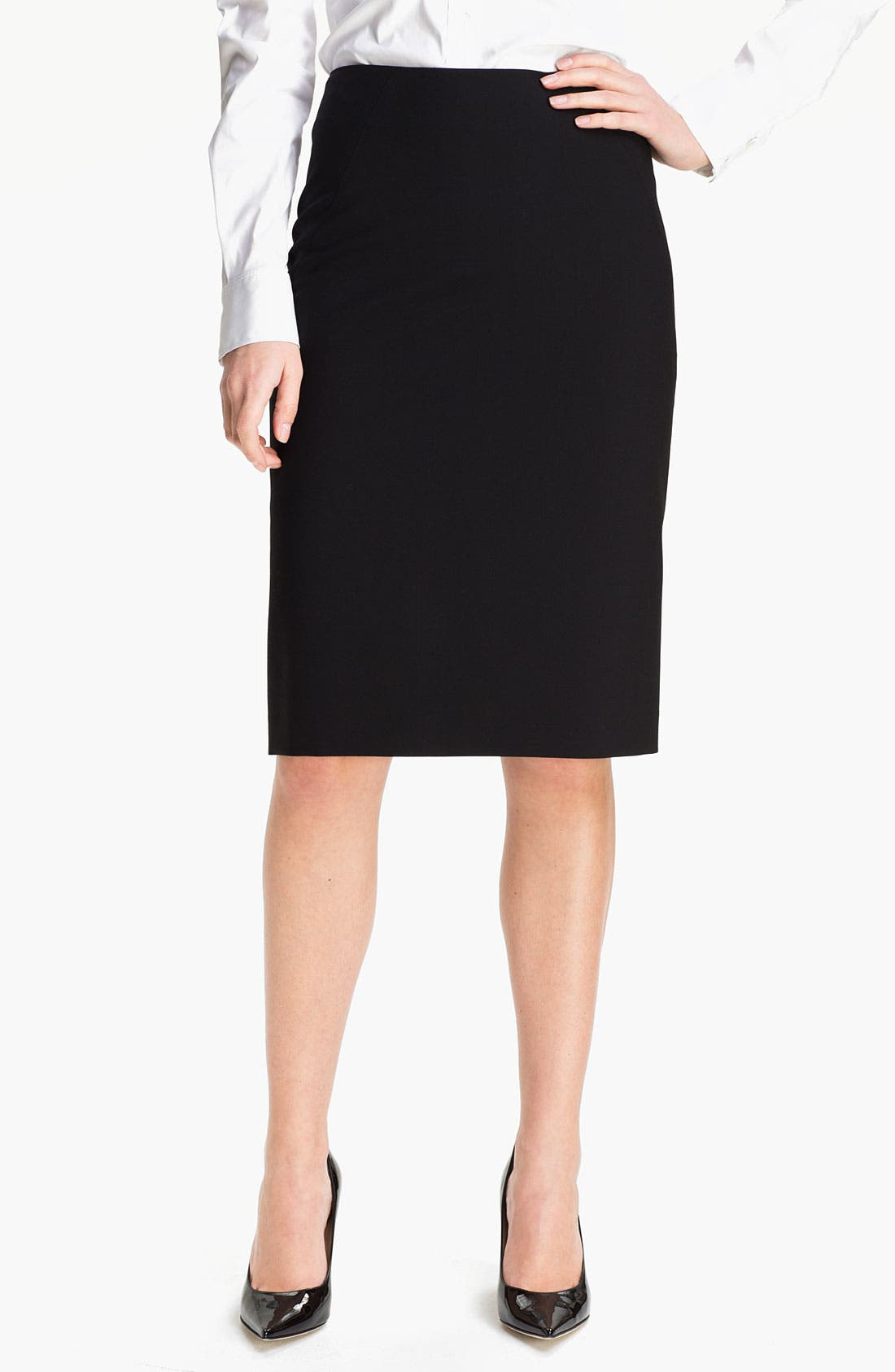 Alternate Image 2  - Theory 'Golda - Tailor' Pencil Skirt