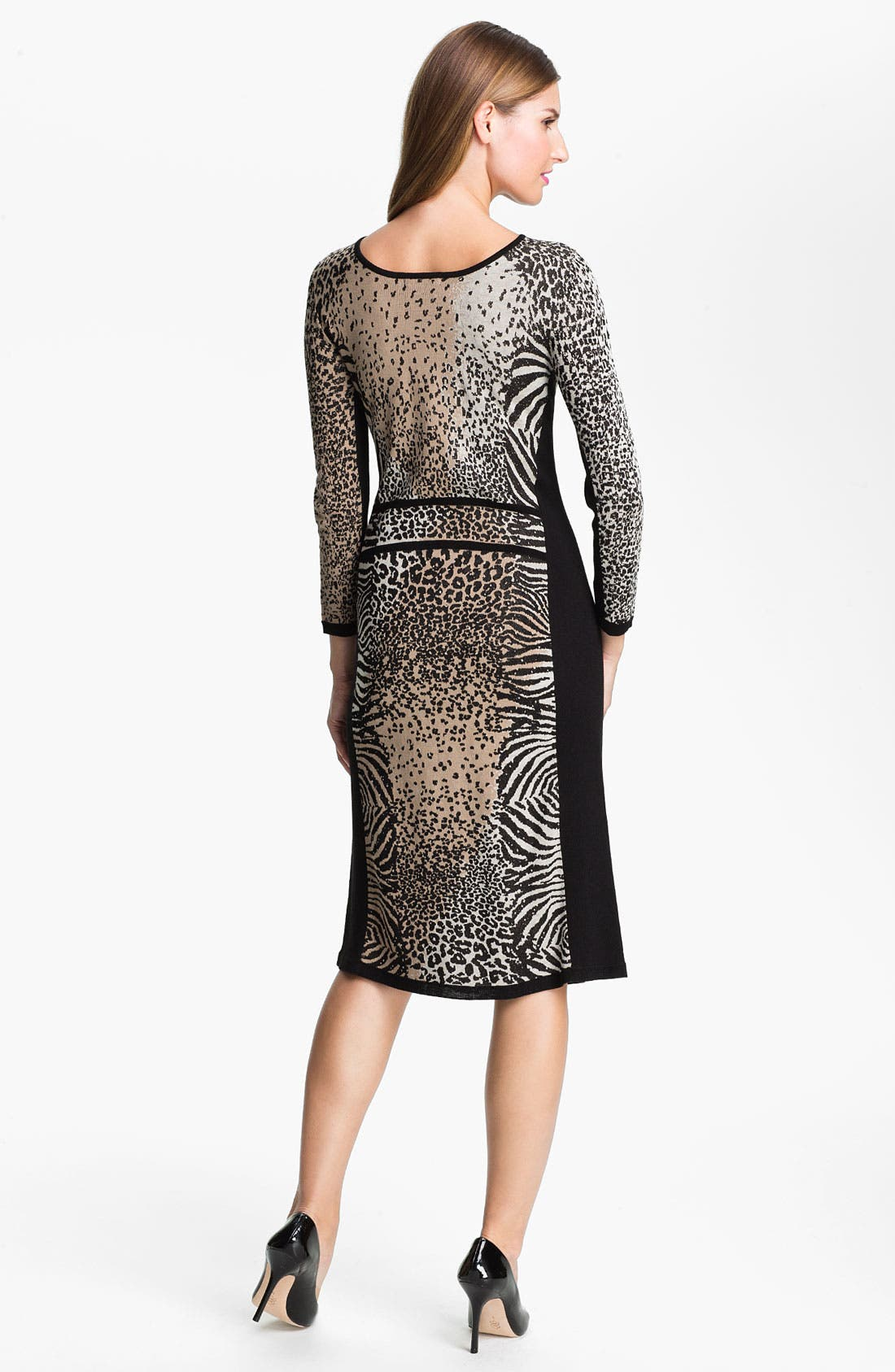 Alternate Image 2  - Nic + Zoe 'Wild Deco' Dress (Online Exclusive)
