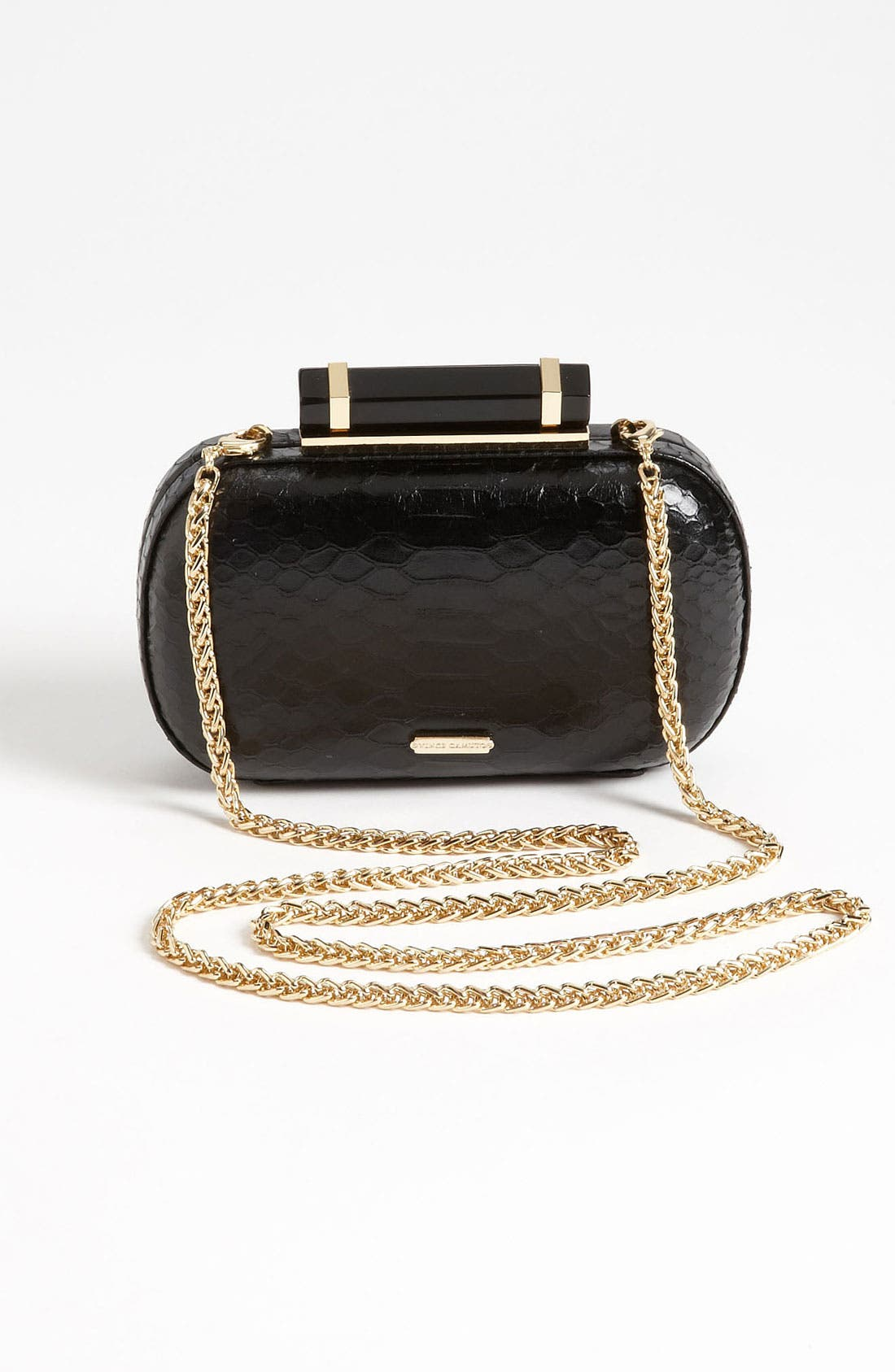 Alternate Image 4  - Vince Camuto 'Onyx French' Clutch