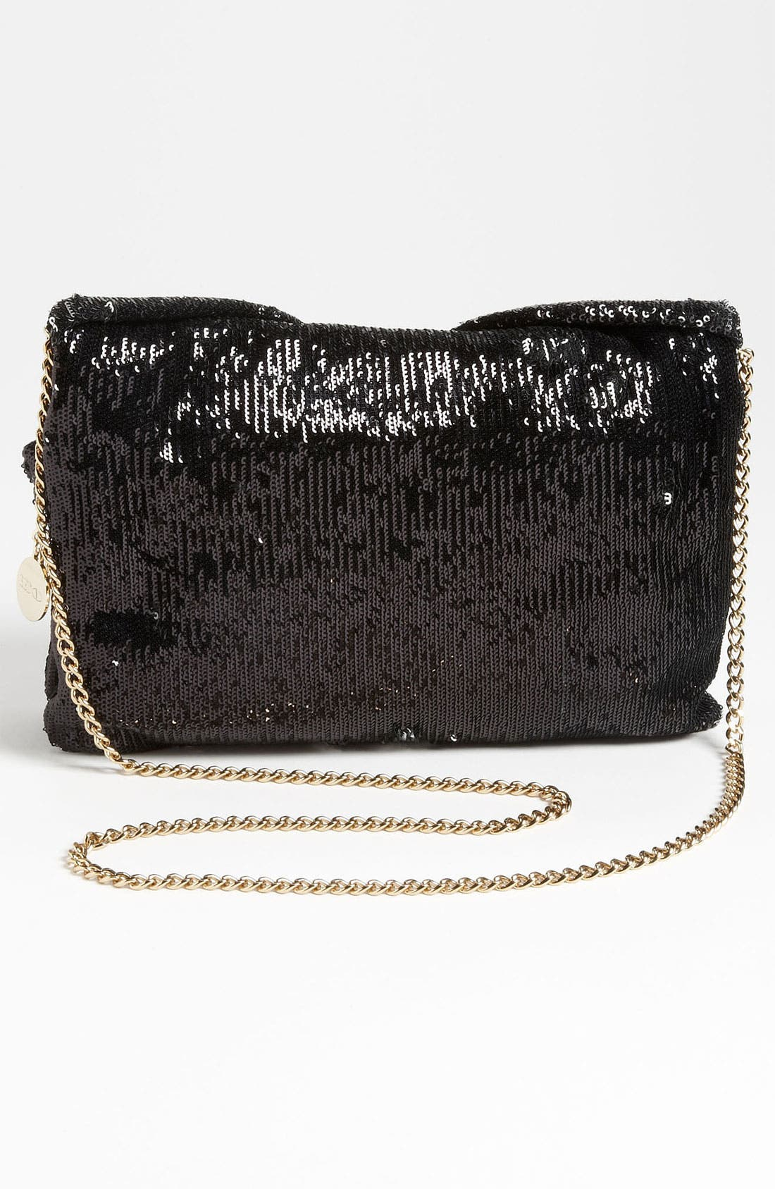 Alternate Image 4  - RED Valentino Sequin Bow Clutch
