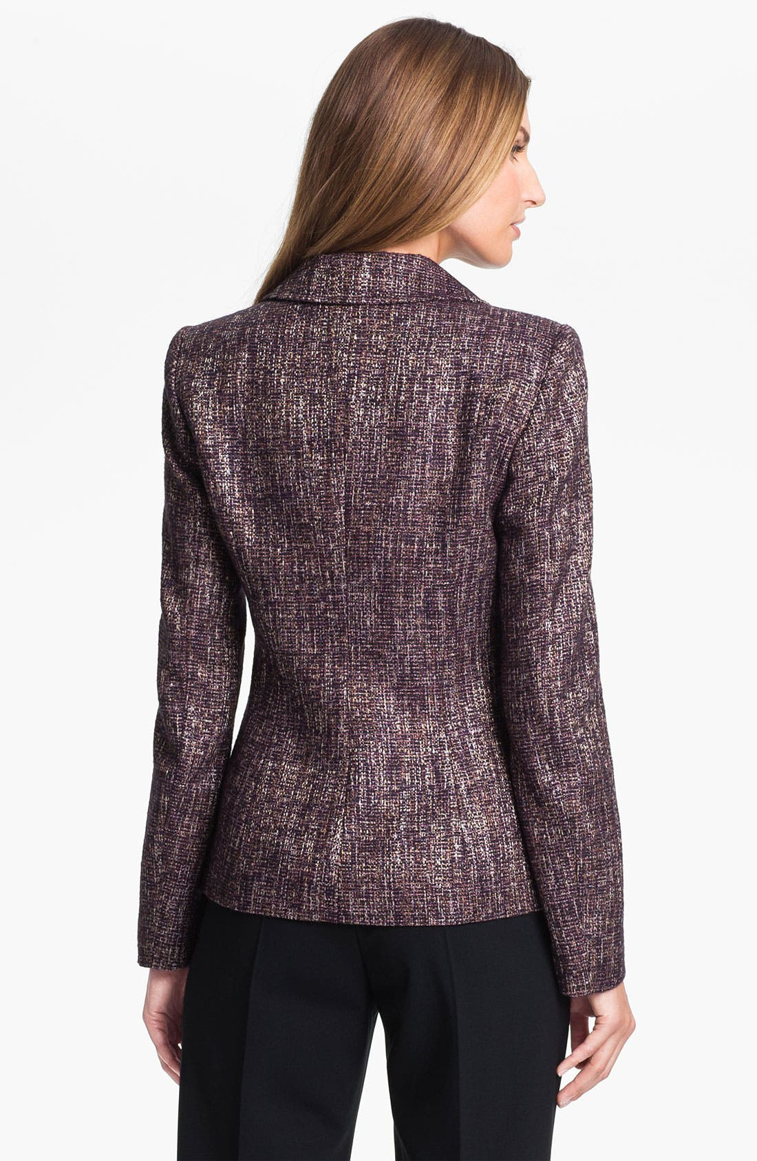 Alternate Image 2  - Santorelli 'Kristina 1' Tweed Jacket