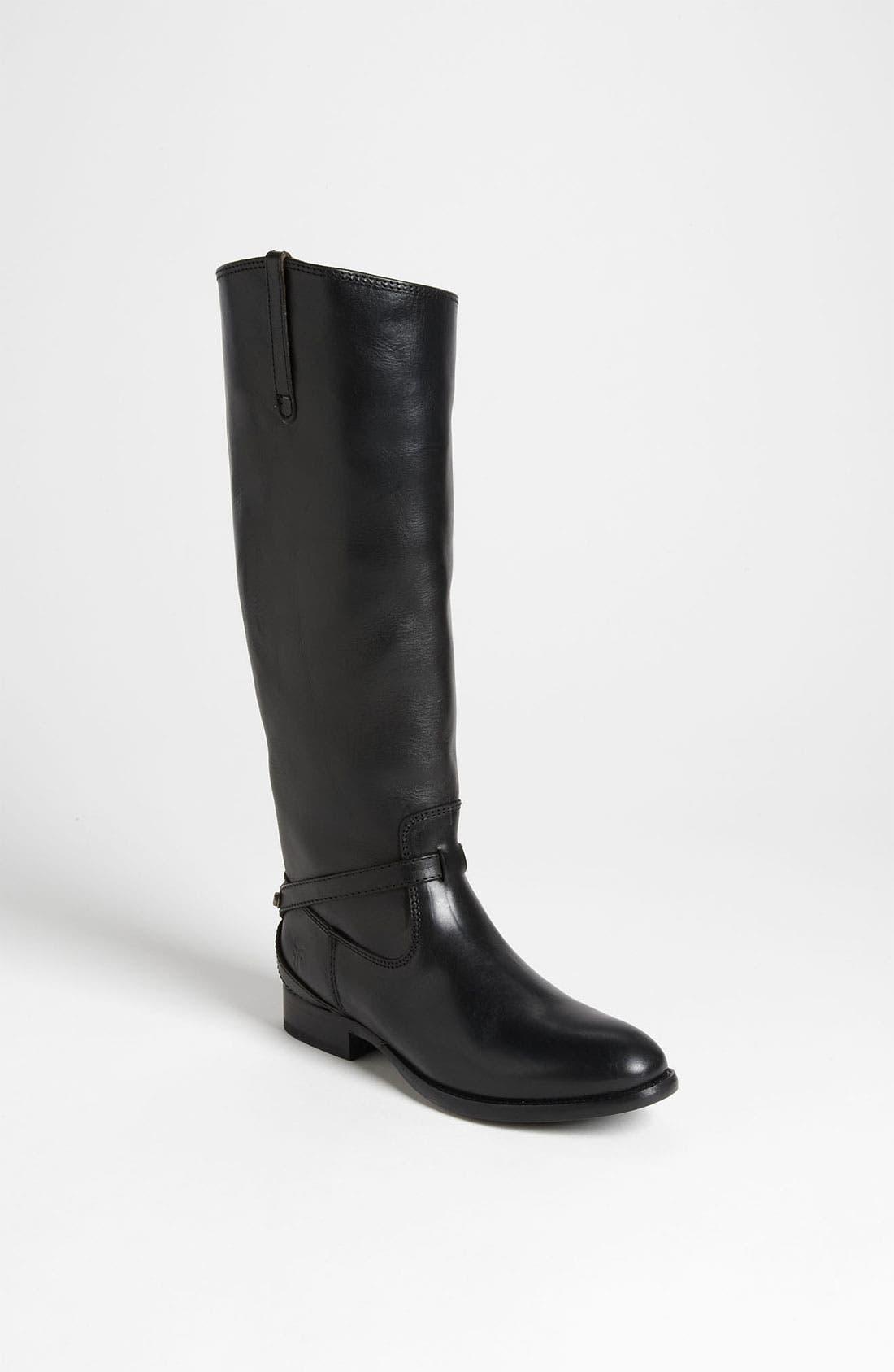 Alternate Image 1 Selected - Frye 'Lindsay Plate' Boot