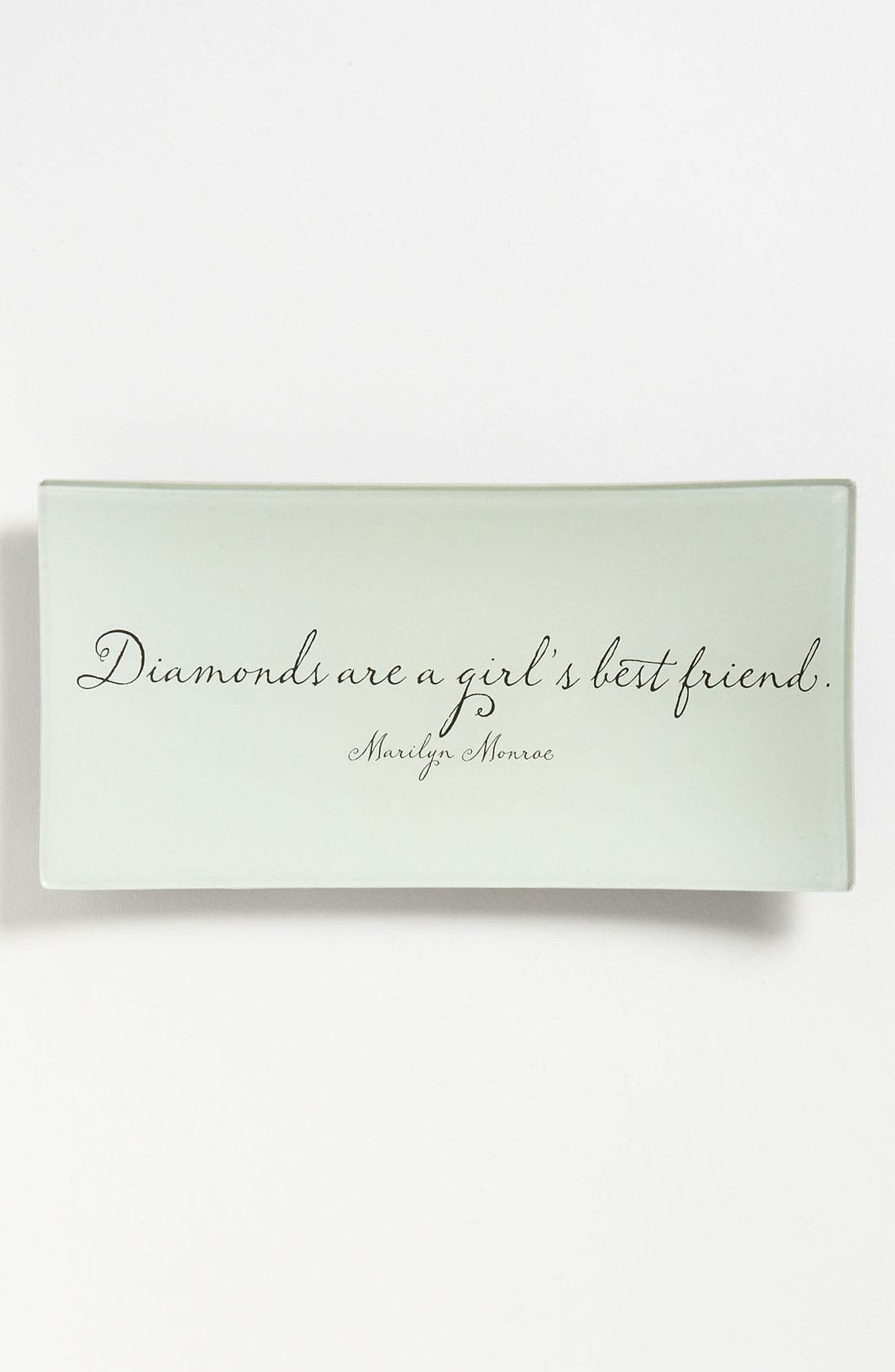 Main Image - Ben's Garden 'Diamonds Are a Girl's Best Friend' Trinket Tray