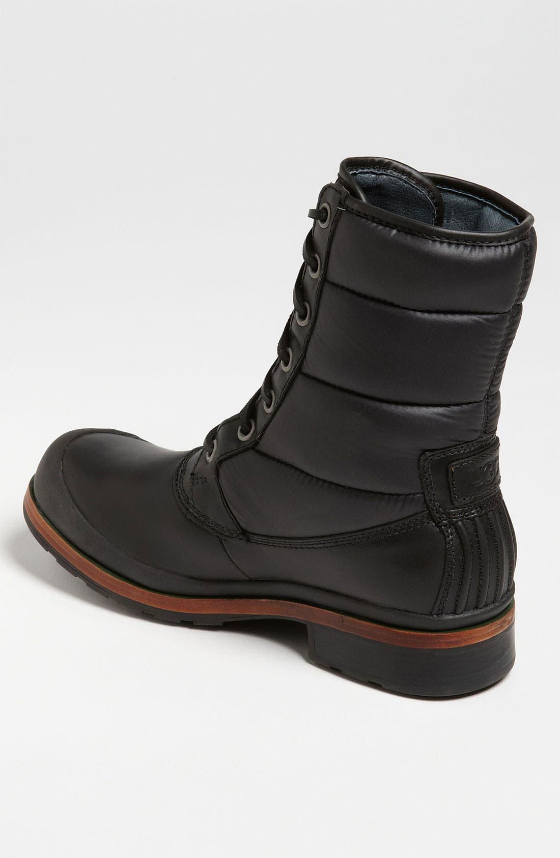 Alternate Image 2  - UGG® Australia 'Hamric' Quilted Snow Boot (Men) (Online Exclusive)