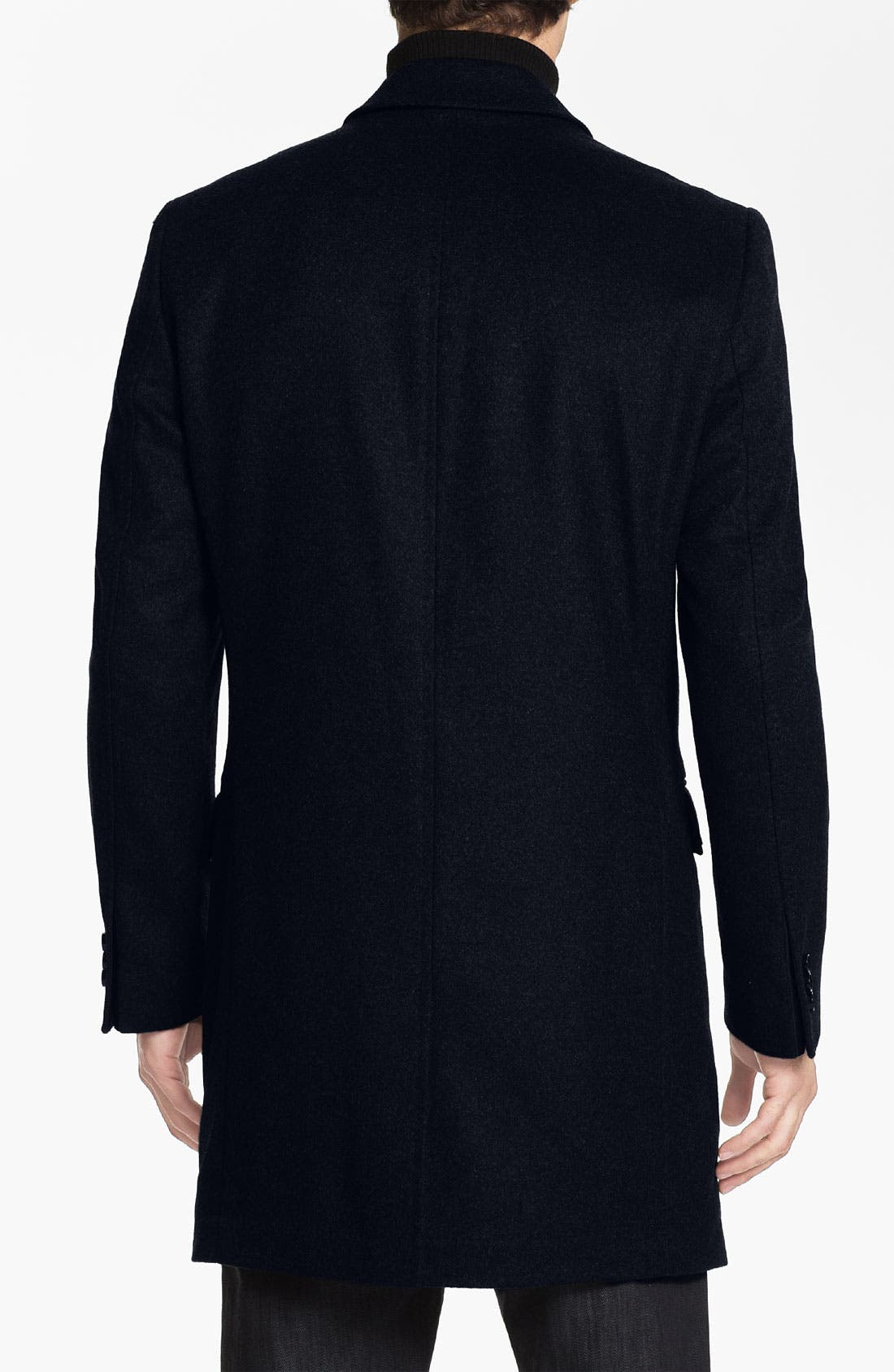 Alternate Image 2  - BOSS Black 'Zavier' Evening Coat