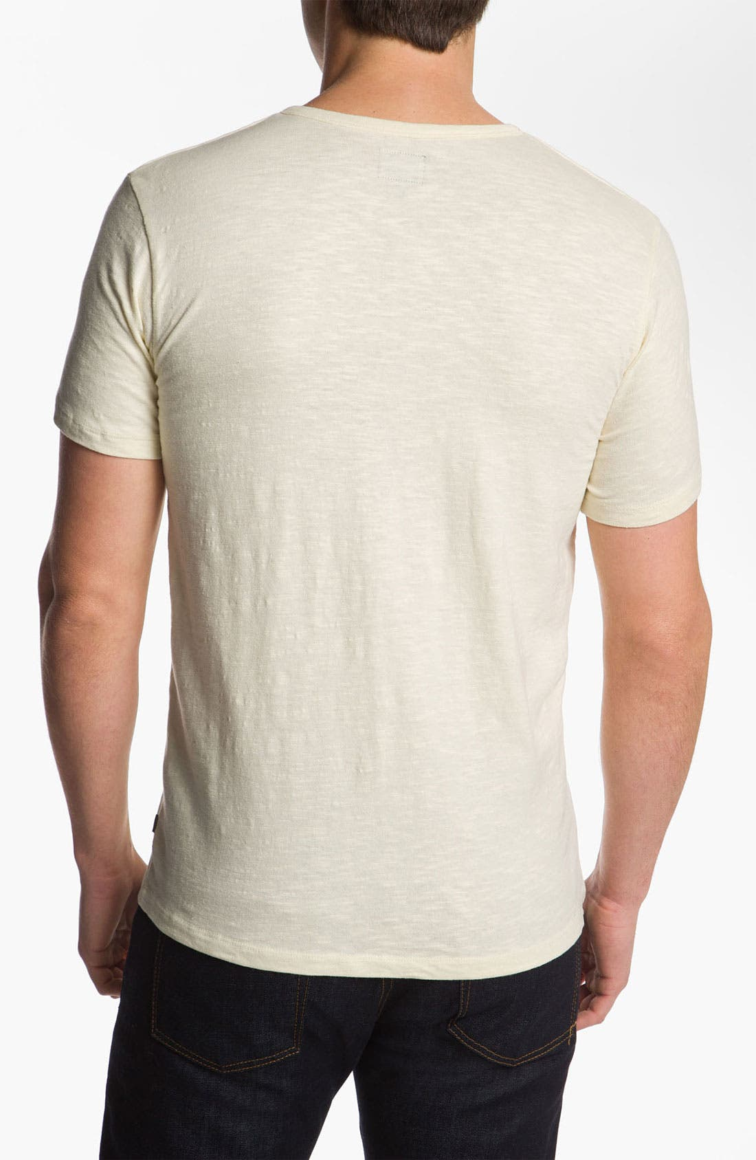 Alternate Image 2  - Obey Henley T-Shirt