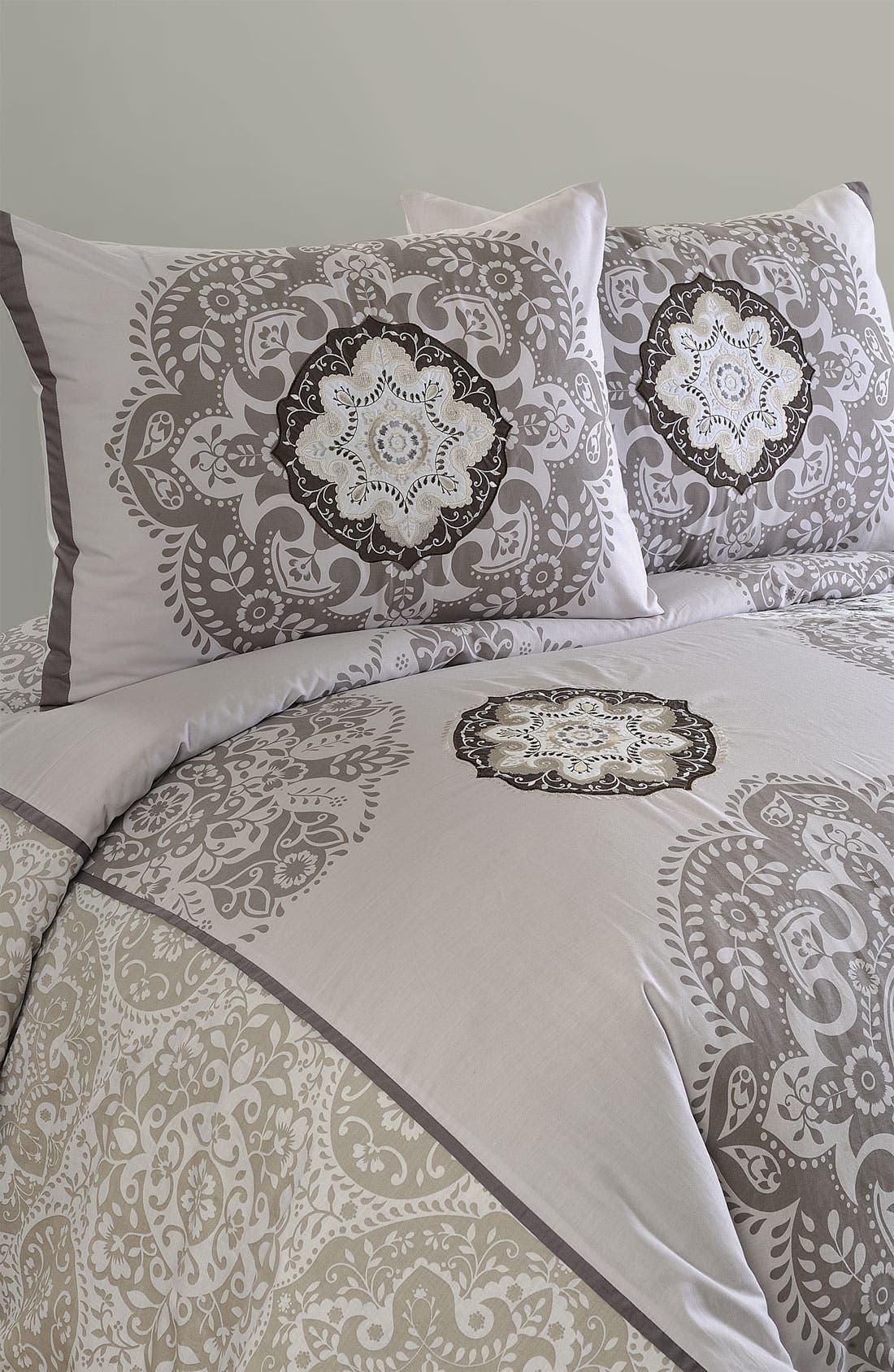 Alternate Image 2  - KAS Designs 'Annika' Duvet Cover Set (Online Only)