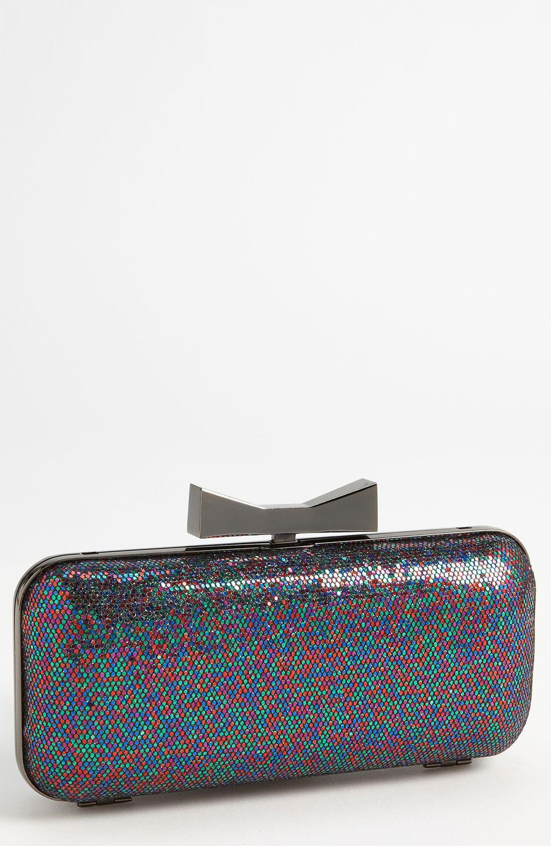 Main Image - Natasha Couture 'Glitter' Clutch