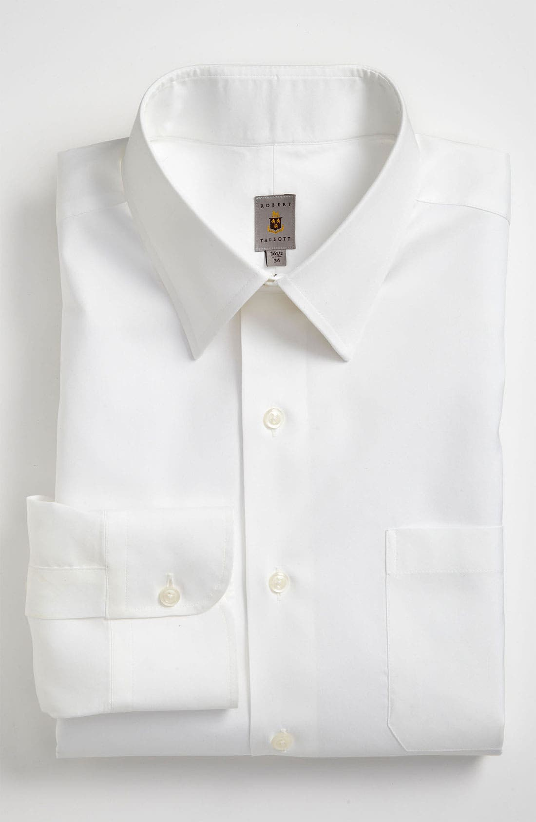Main Image - Robert Talbott Regular Fit Dress Shirt (Online Only)
