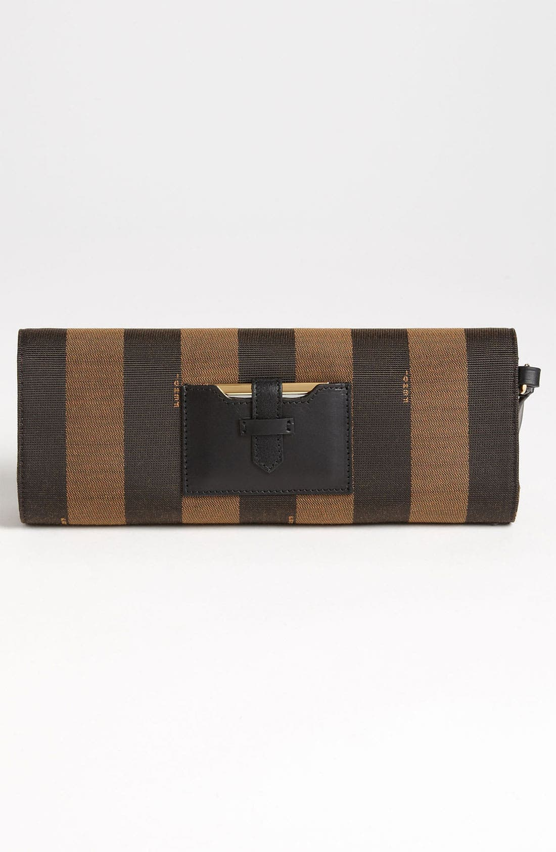 Alternate Image 4  - Fendi 'Pequin - Rush' Clutch