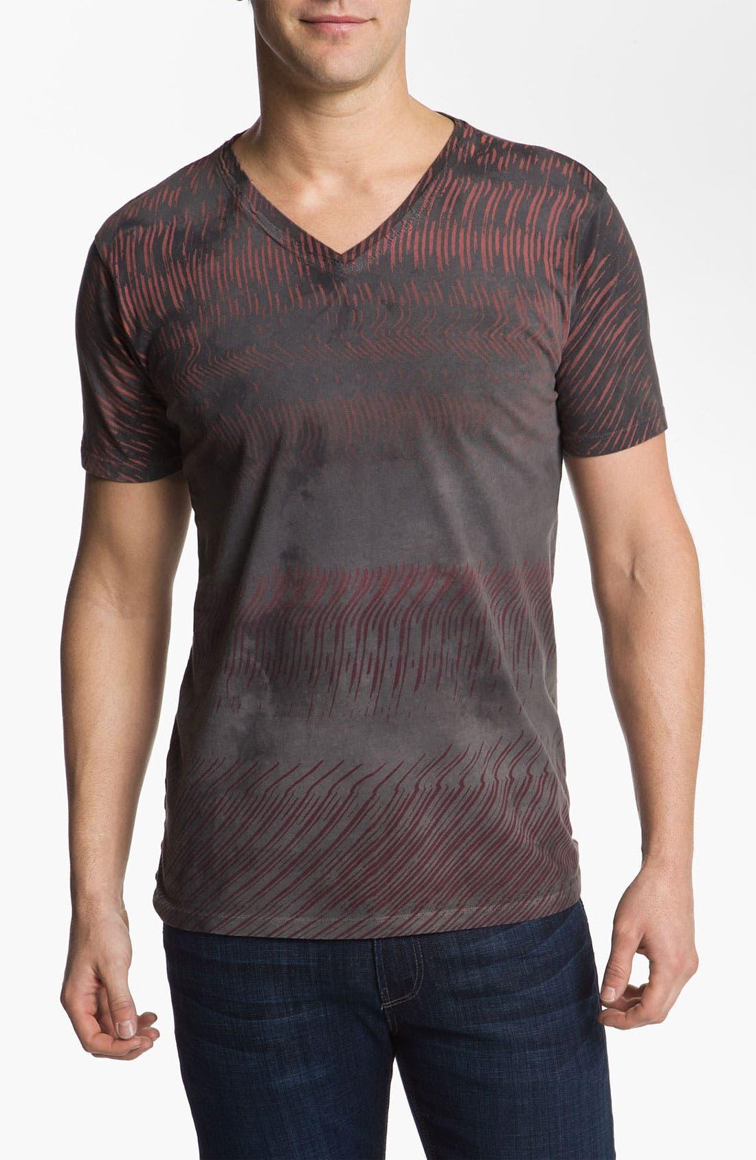 Main Image - Black Hearts Brigade 'Wave Length' Graphic T-Shirt