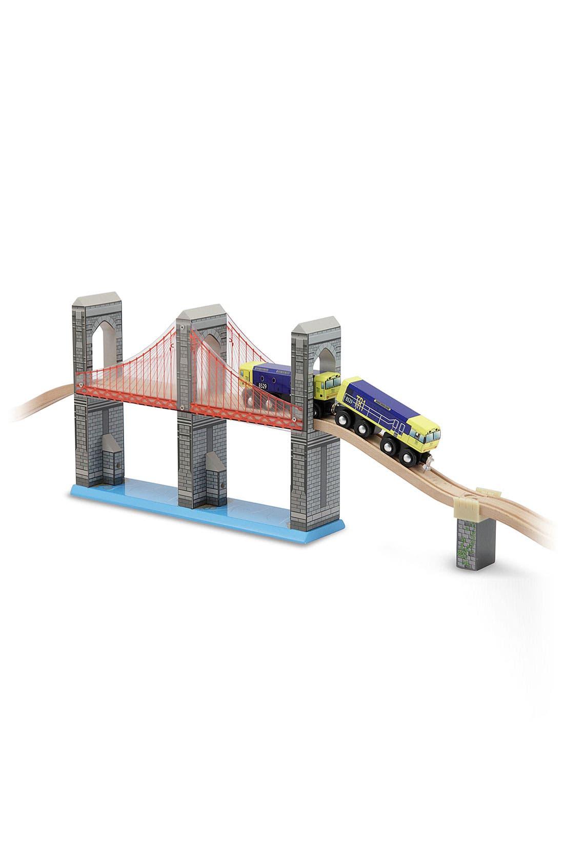 Alternate Image 3  - Melissa & Doug Skyline Suspension Bridge