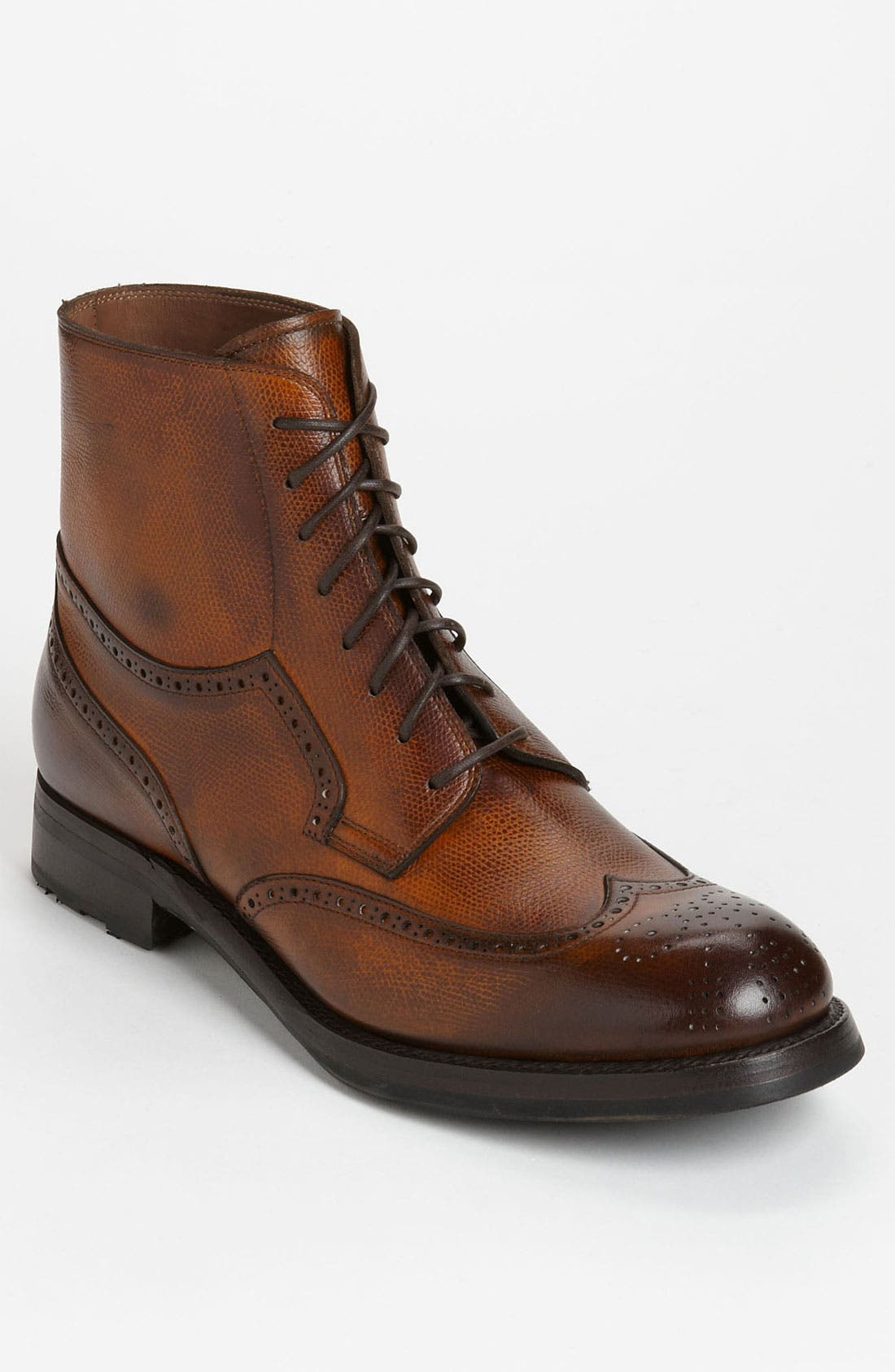 Alternate Image 1 Selected - Sassetti Wingtip Boot