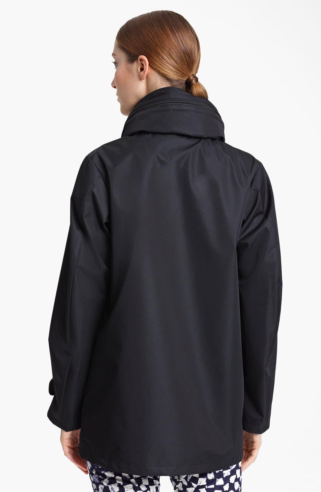 Alternate Image 2  - Jil Sander Hooded Coat