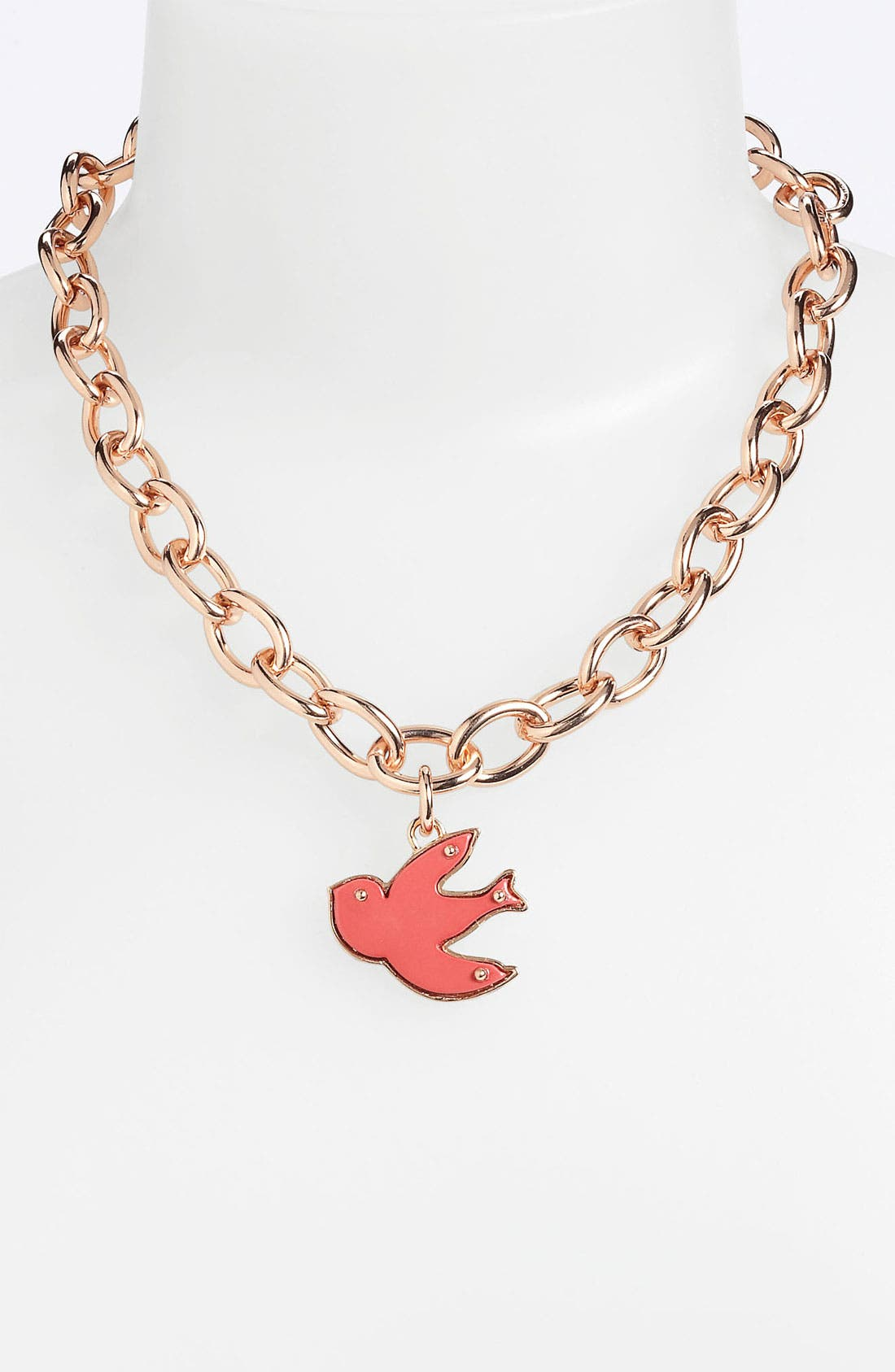 Alternate Image 1 Selected - MARC BY MARC JACOBS 'Petal to the Metal' Pendant Necklace