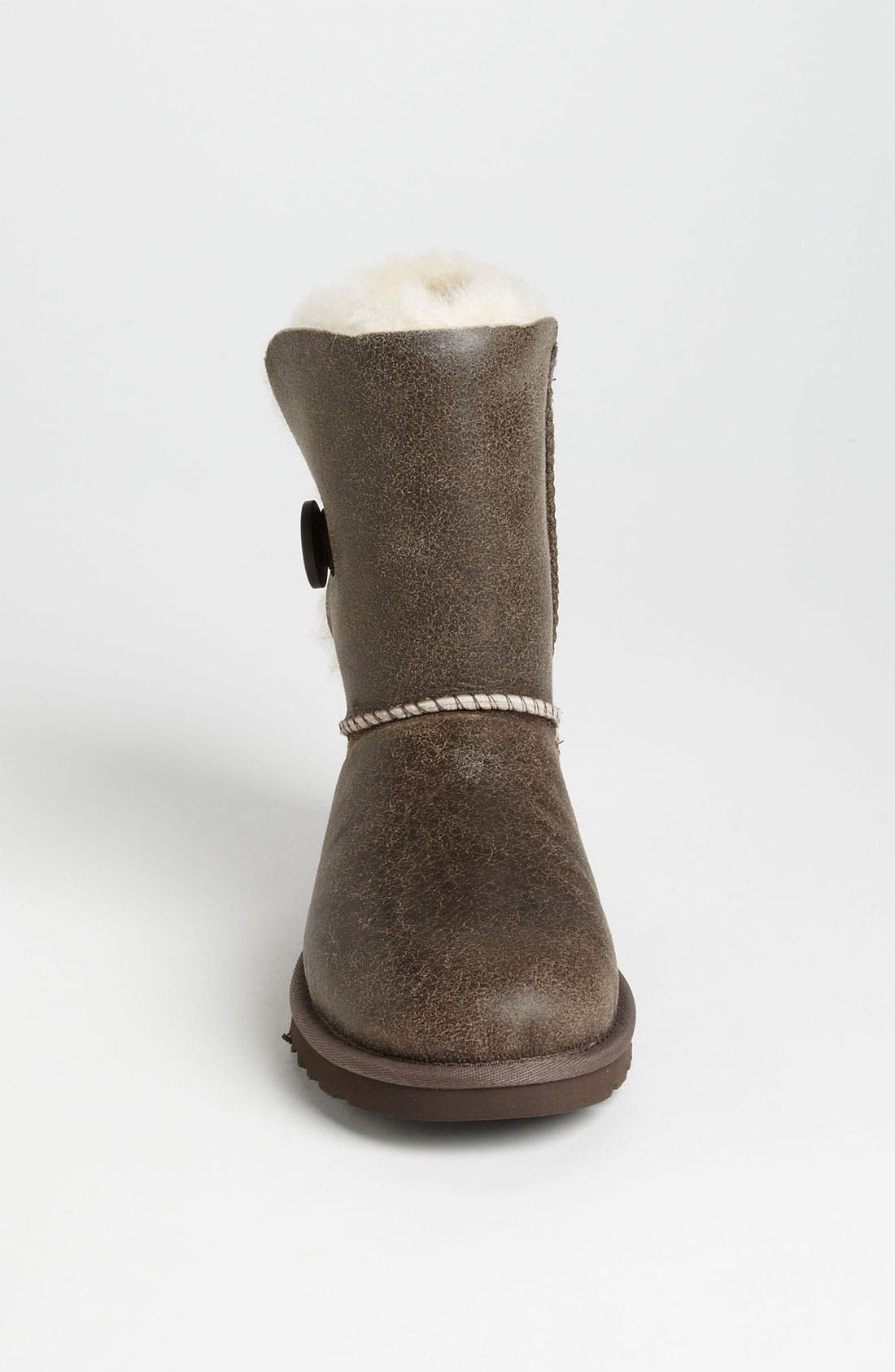 Alternate Image 3  - UGG® Australia 'Bailey Button Bomber' Boot (Women)