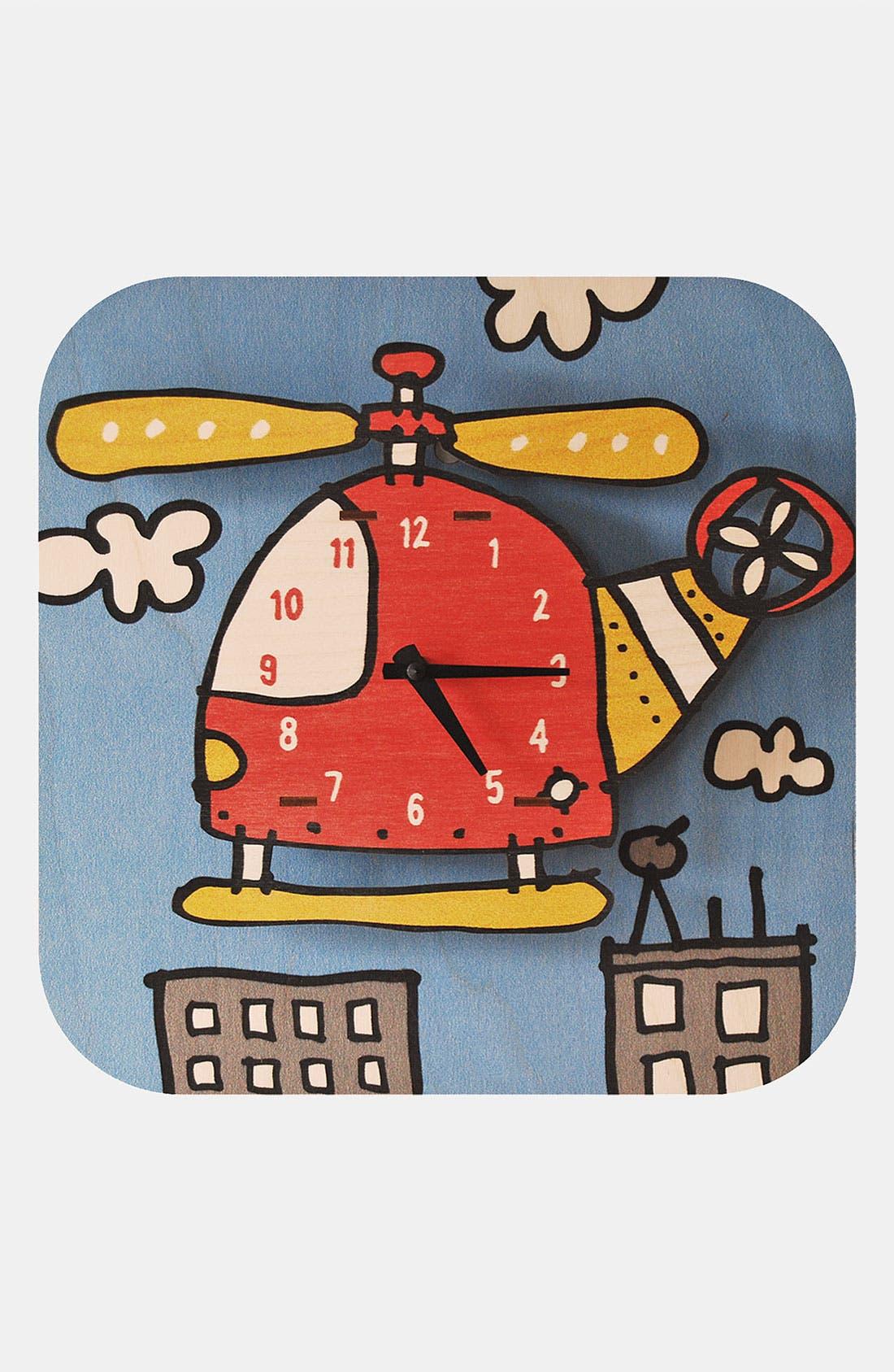 Main Image - Modern Moose 'Copter' Clock