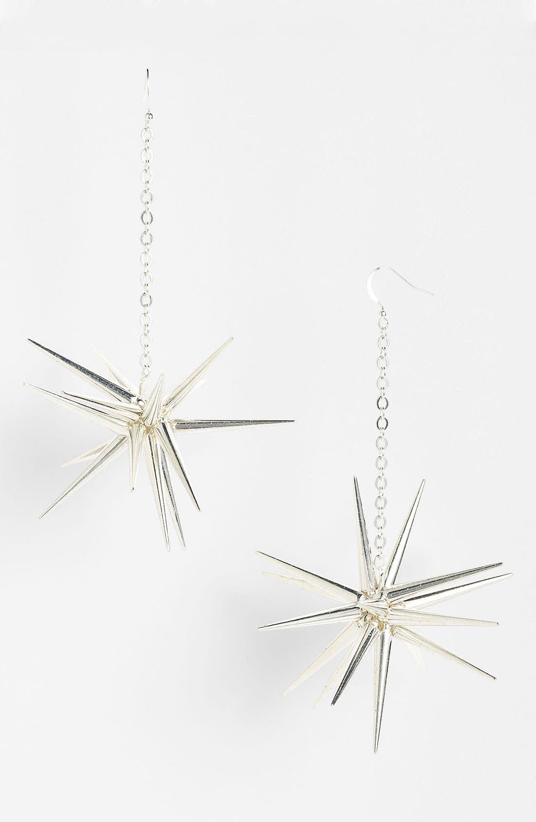 Main Image - Micha Design 'Spike Ball' Earrings