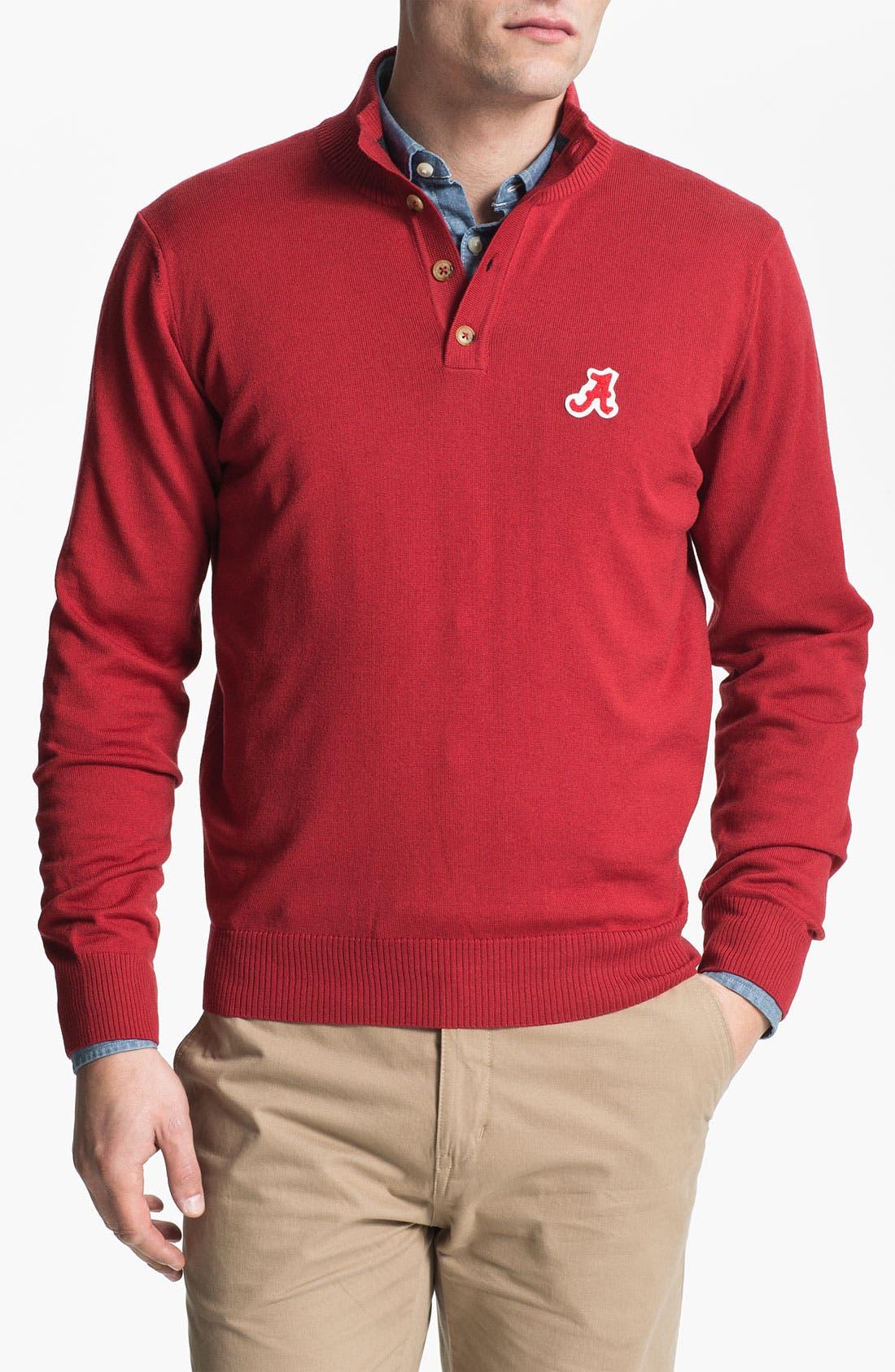 Alternate Image 1 Selected - Thomas Dean 'Alabama' Wool Sweater