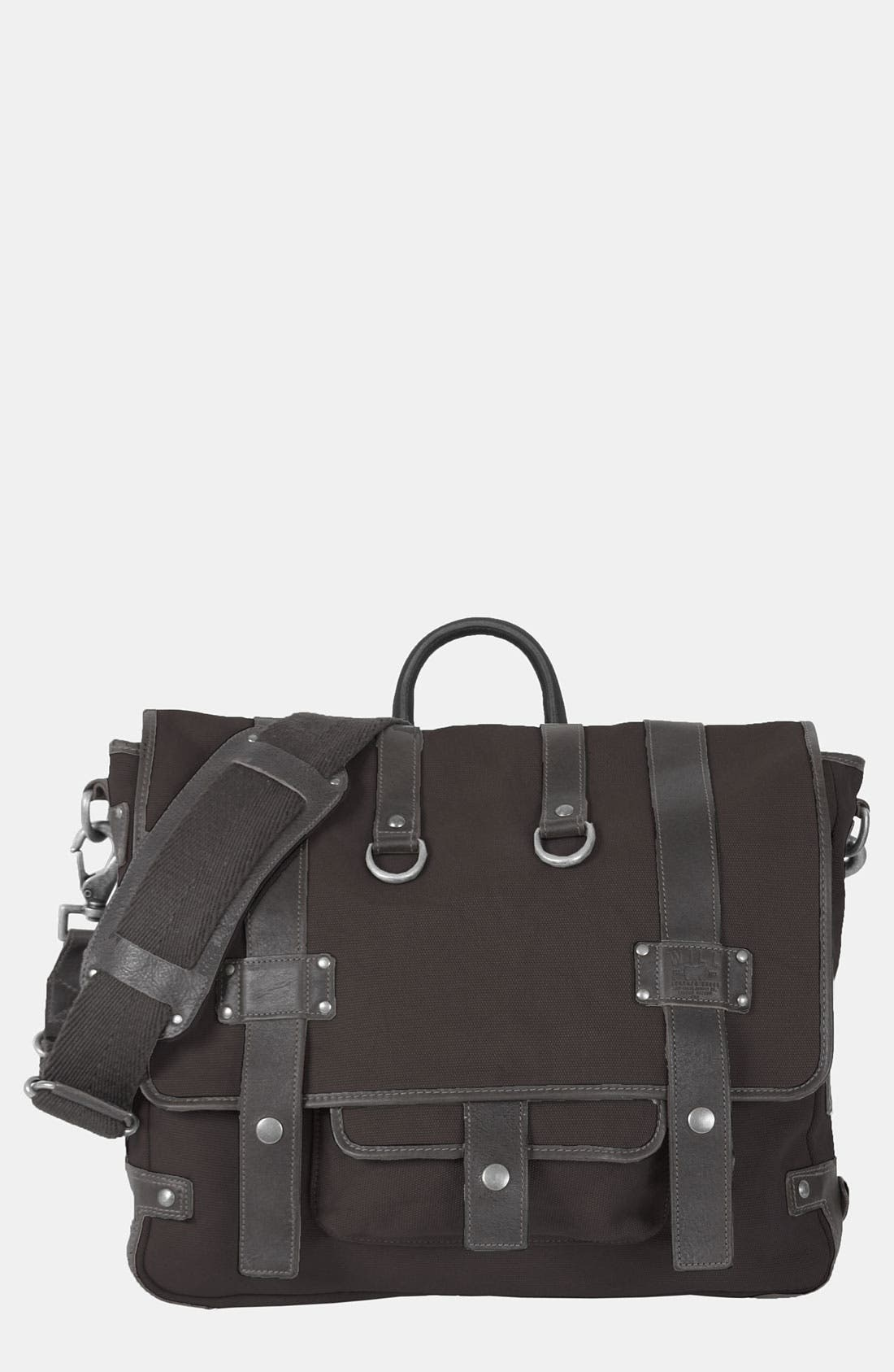 Main Image - Will Leather Goods 'Hopper' Messenger Bag