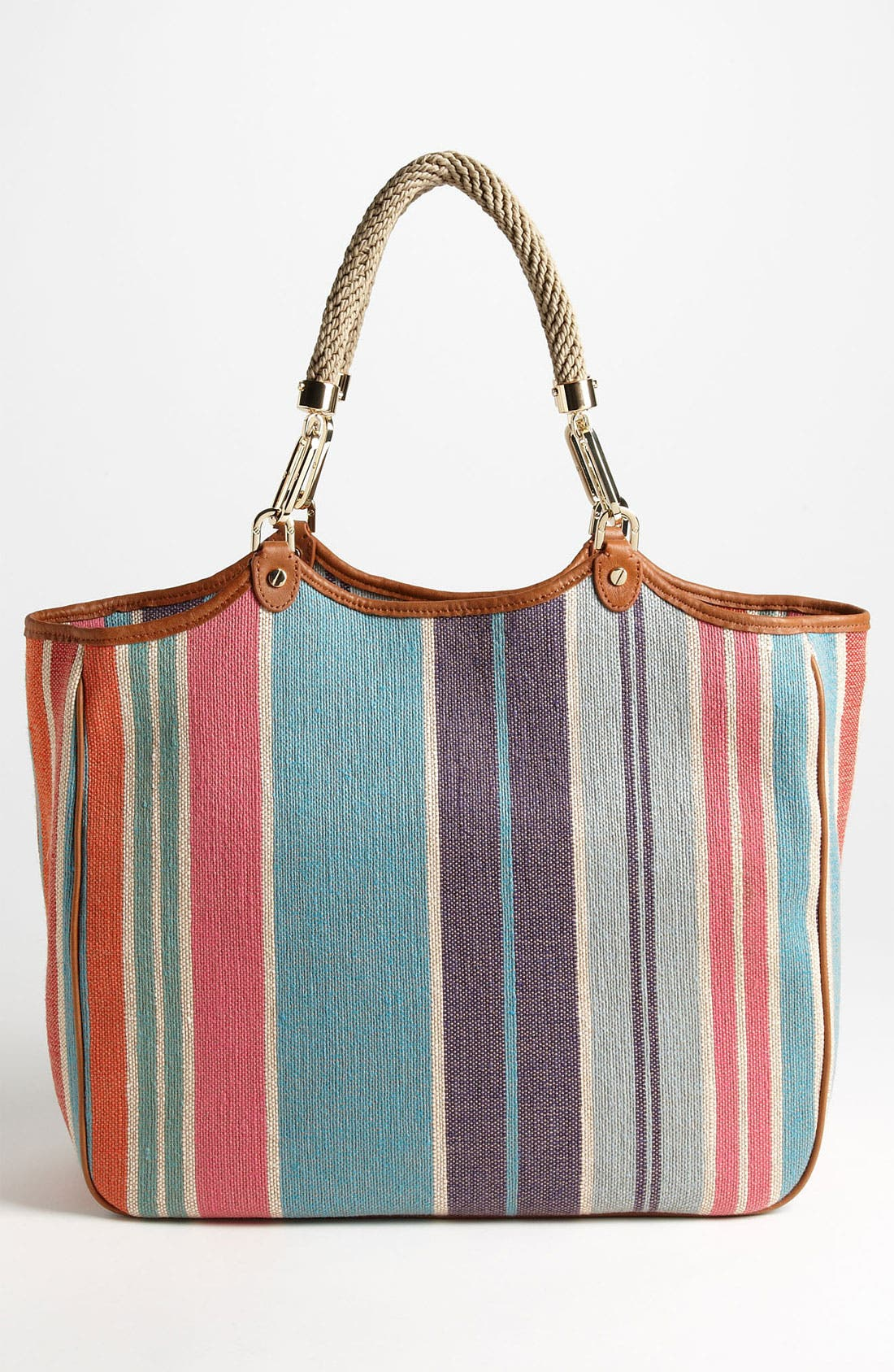 Alternate Image 4  - Tory Burch 'Baja Channing' Tote