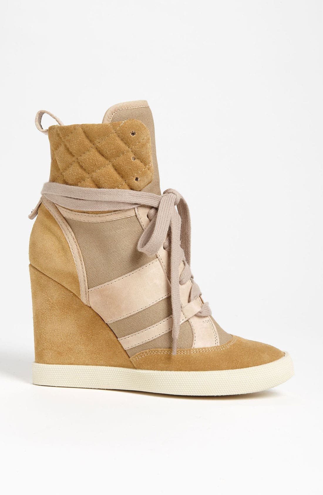 Alternate Image 4  - Chloé Wedge Sneaker