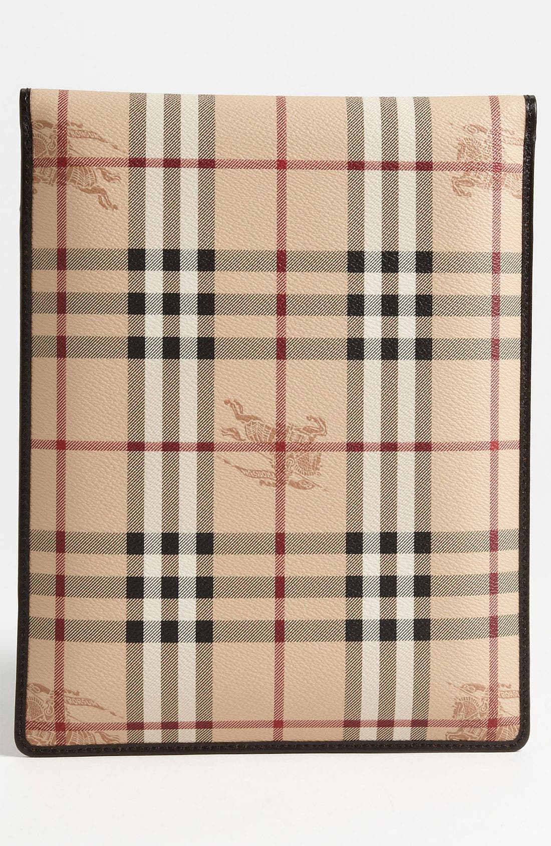 Alternate Image 4  - Burberry 'Haymarket Check' iPad Sleeve