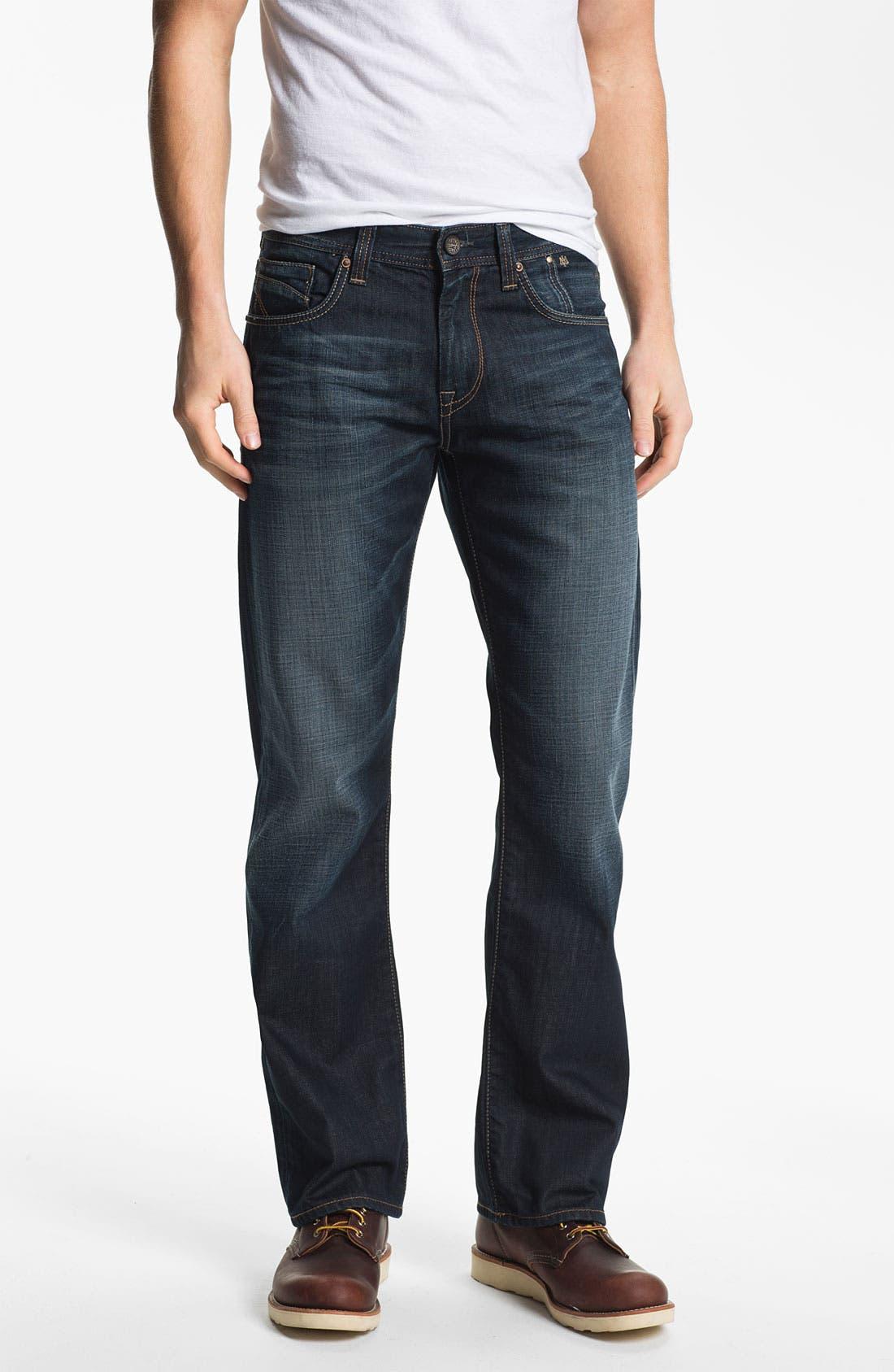 Alternate Image 2  - Mavi Jeans 'Josh' Bootcut Jeans (Deep American Vintage)