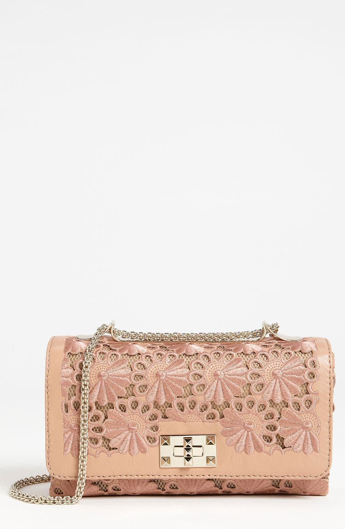 Alternate Image 1 Selected - Valentino 'Small' Lace Bag