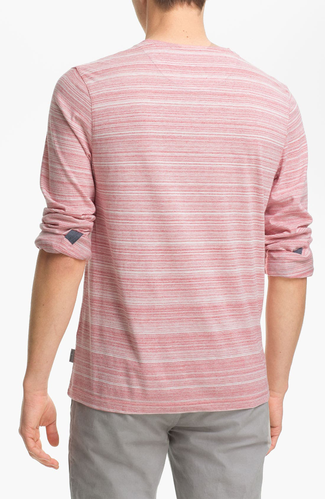 Alternate Image 2  - Ted Baker London 'Eclaire' Henley T-Shirt