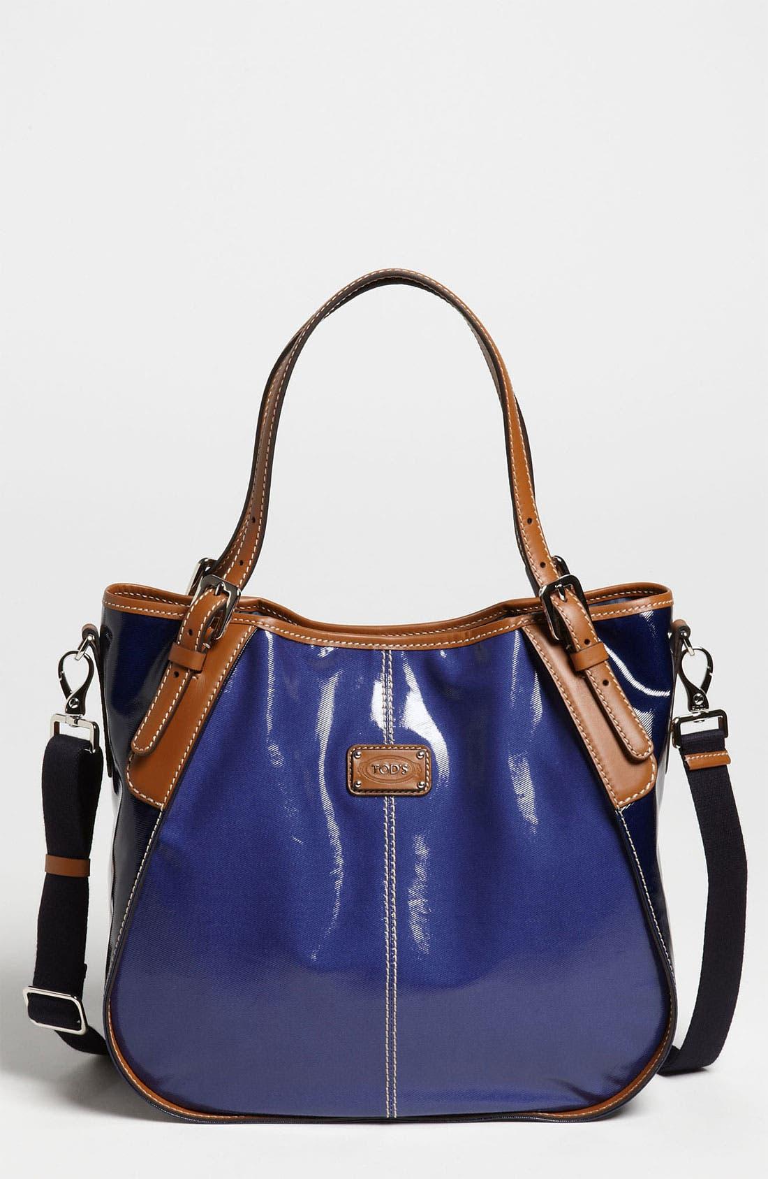 Alternate Image 1 Selected - Tod's 'New G - Small' Shoulder Bag