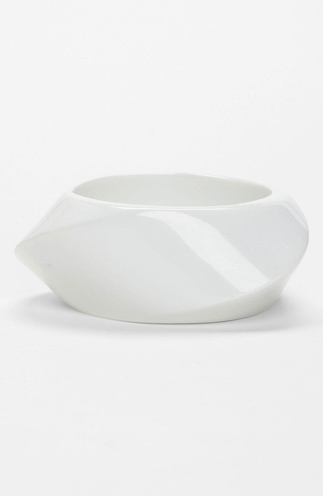 Alternate Image 1 Selected - Natasha Couture Asymmetrical Bangle