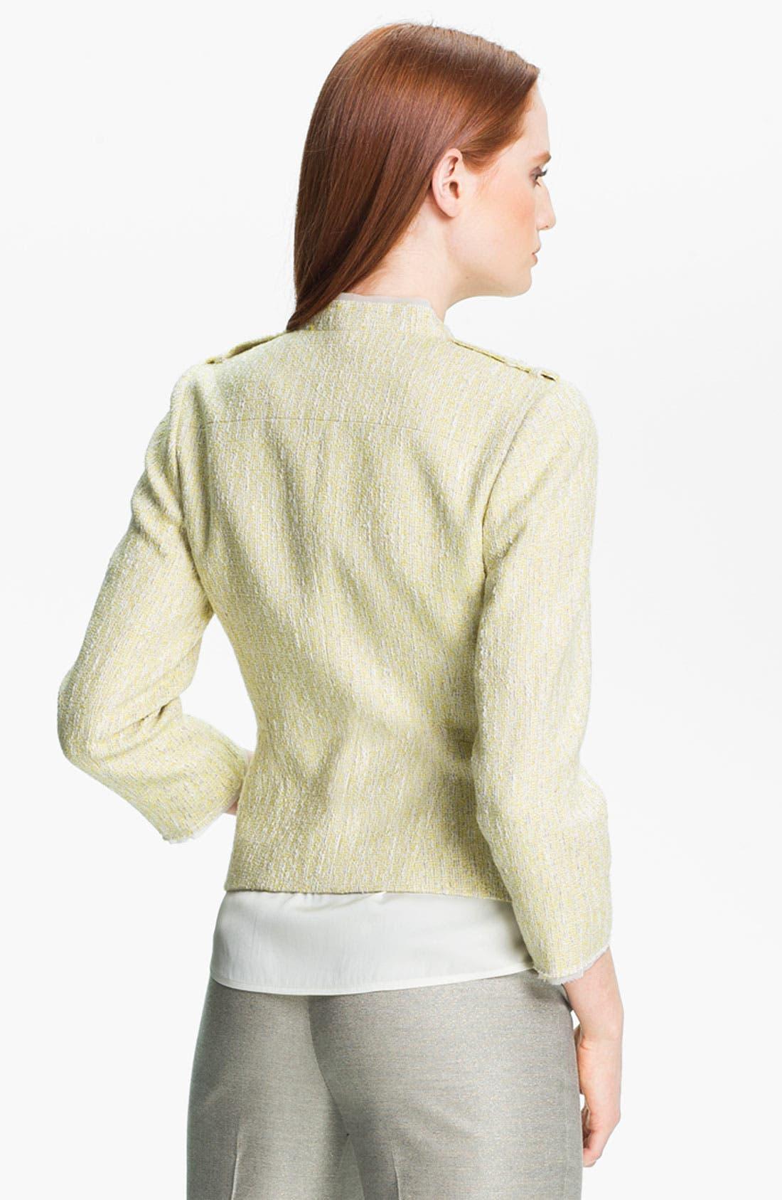 Alternate Image 2  - Classiques Entier 'Luca' Tweed Jacket