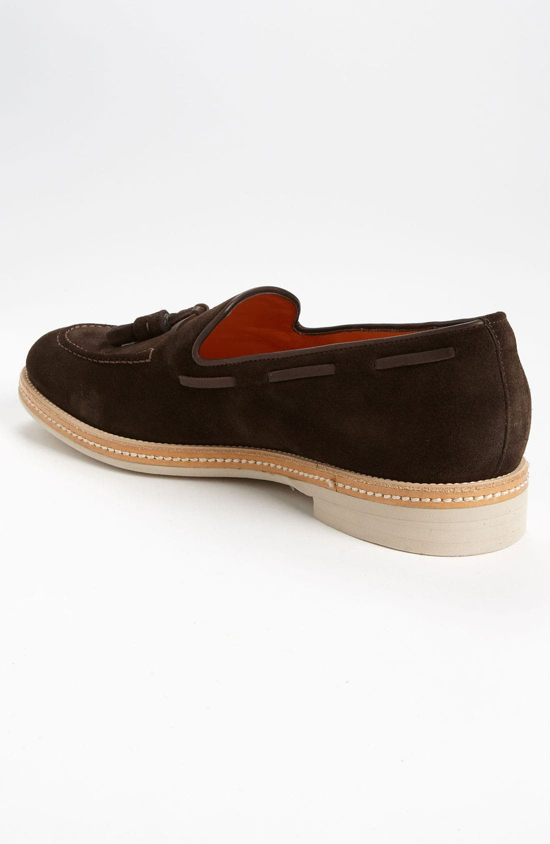 Alternate Image 2  - Santoni 'Terry' Tassel Loafer