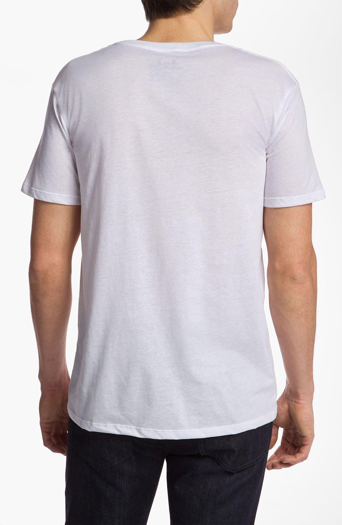 Alternate Image 2  - Headline Shirts 'North Pole Vacation' T-Shirt