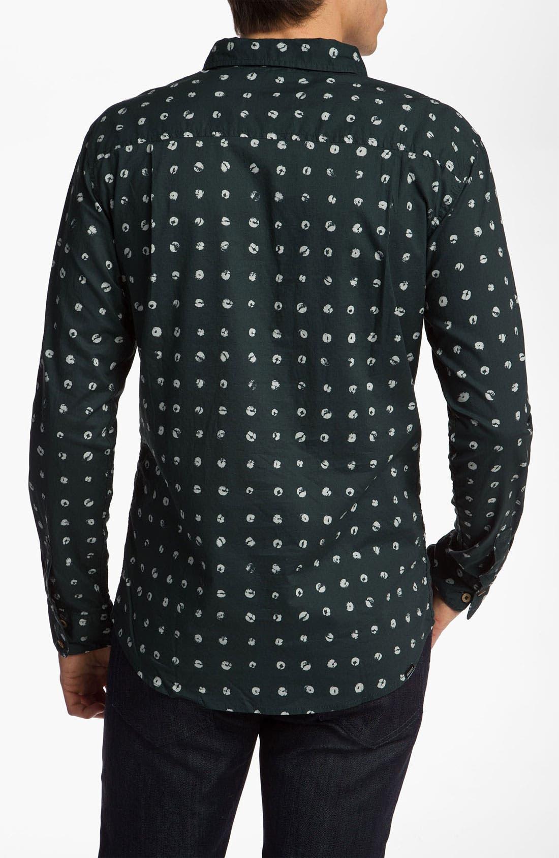 Alternate Image 2  - Insight 'Poka Deth' Woven Shirt