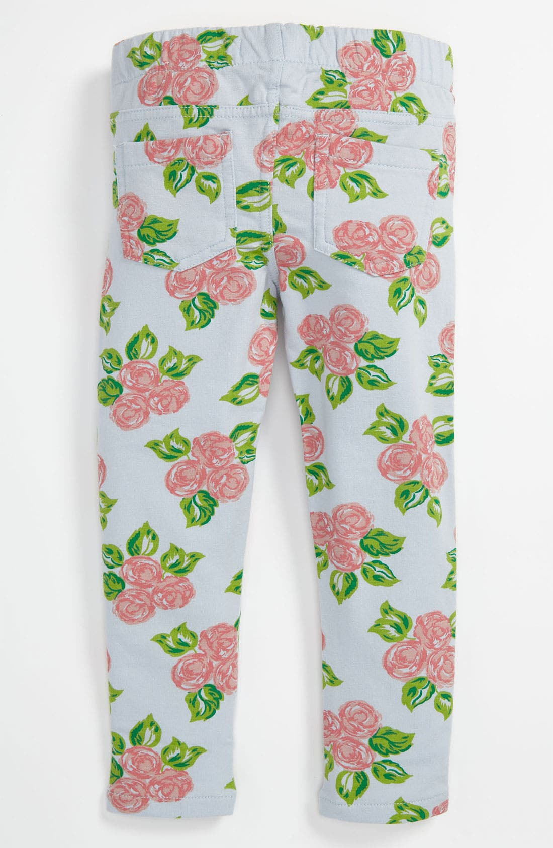 Alternate Image 1 Selected - Tucker + Tate 'Sadie' Print Leggings (Baby Girls)