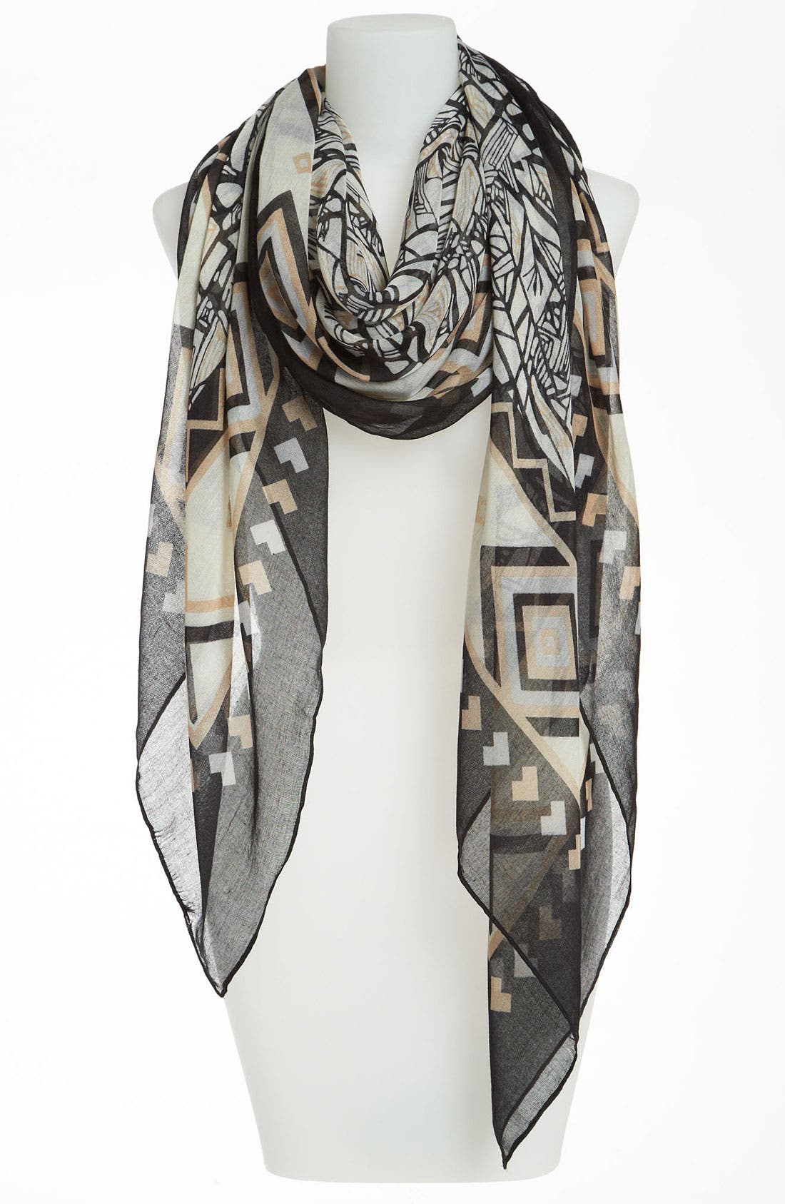 Alternate Image 1 Selected - BP. 'Global Print' Scarf