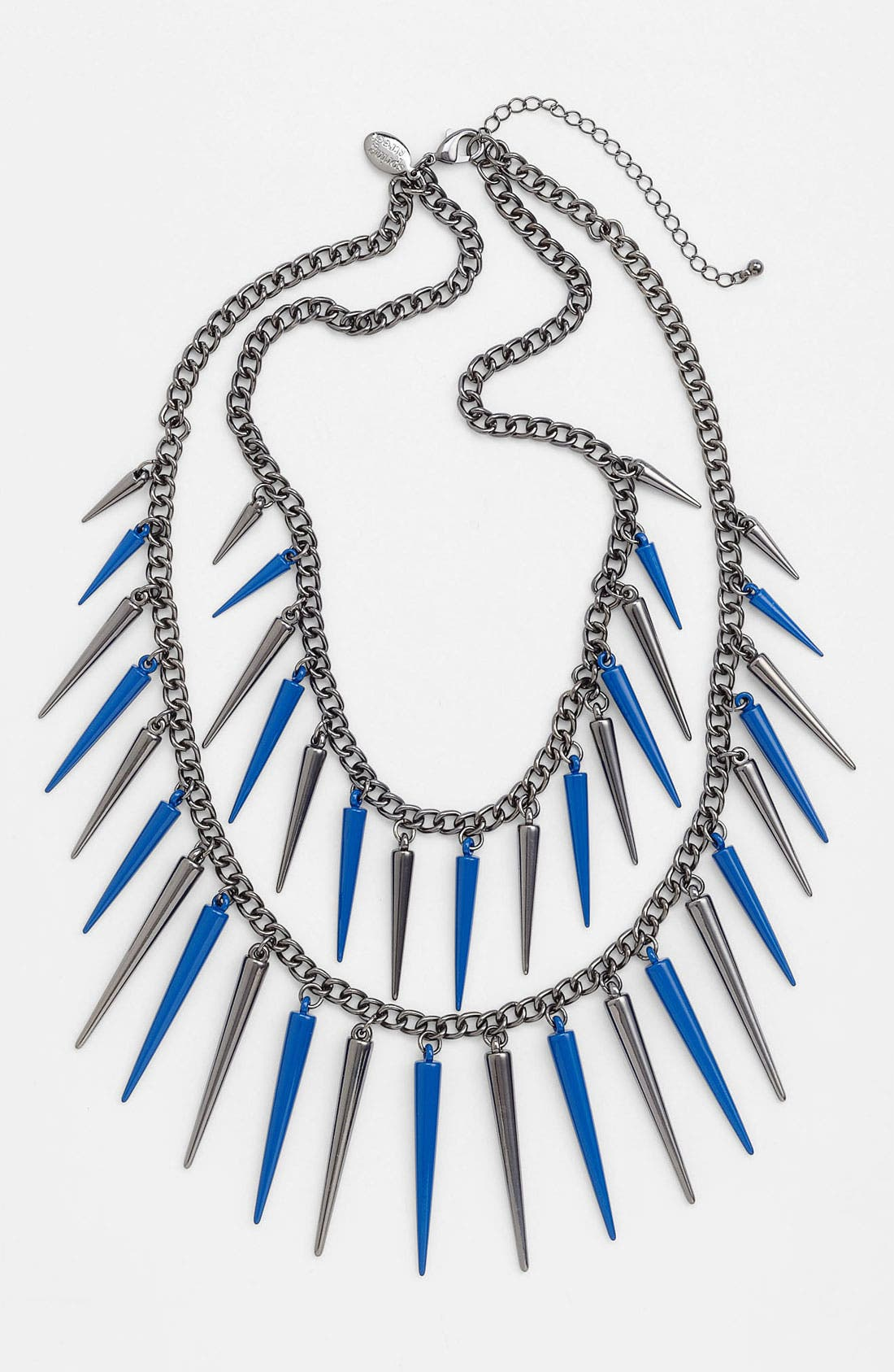 Alternate Image 1 Selected - Spring Street Spike Necklace (Nordstrom Exclusive)