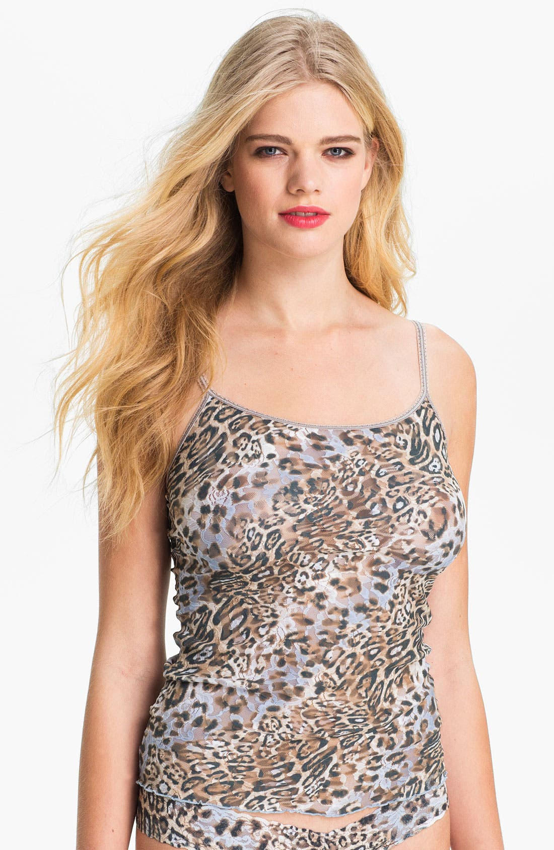 Alternate Image 1 Selected - Hanky Panky 'Ocelot' Camisole