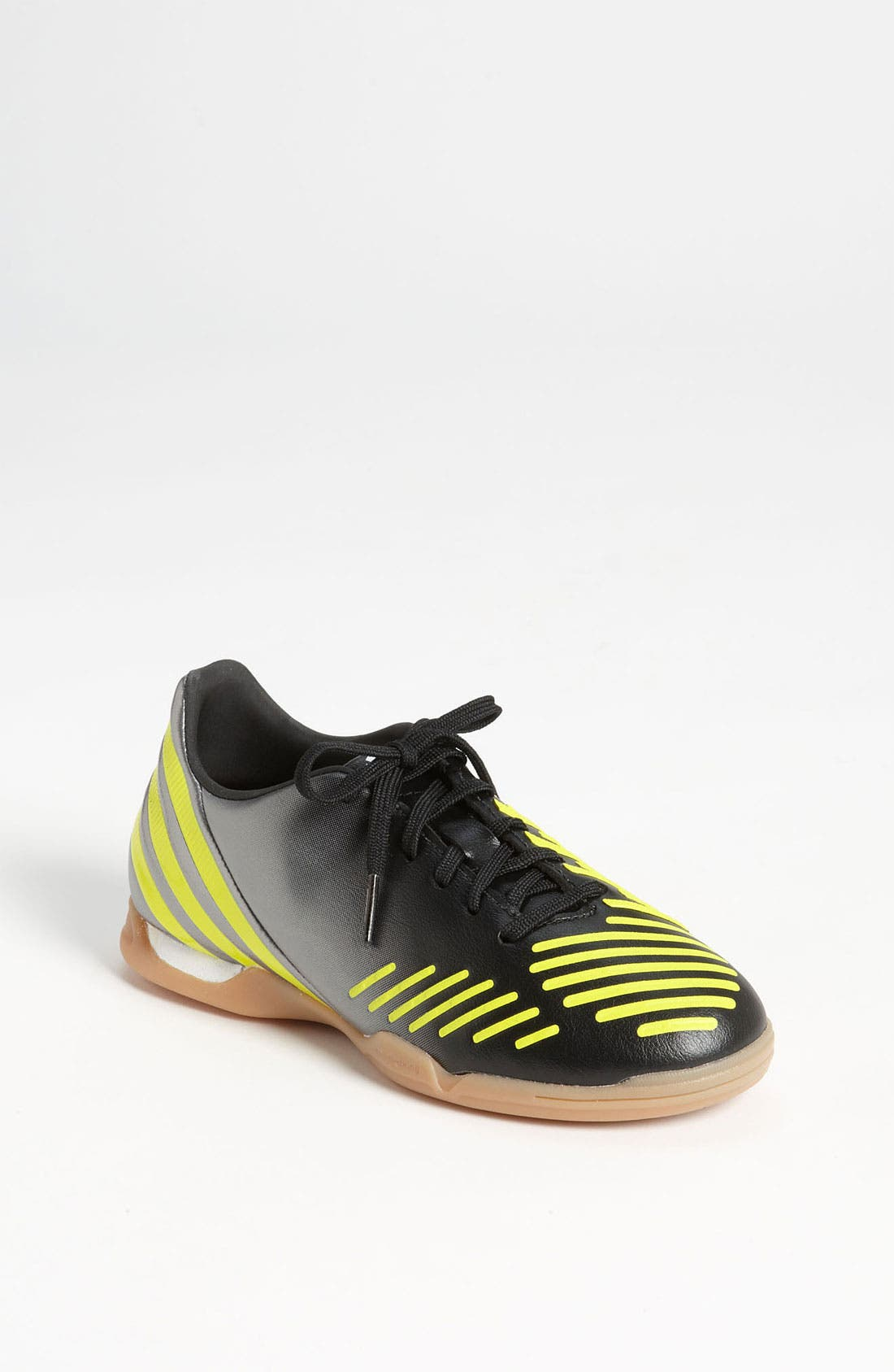 Main Image - adidas 'Predator Absolado LZ IN J' Soccer Shoe (Toddler, Little Kid & Big Kid)