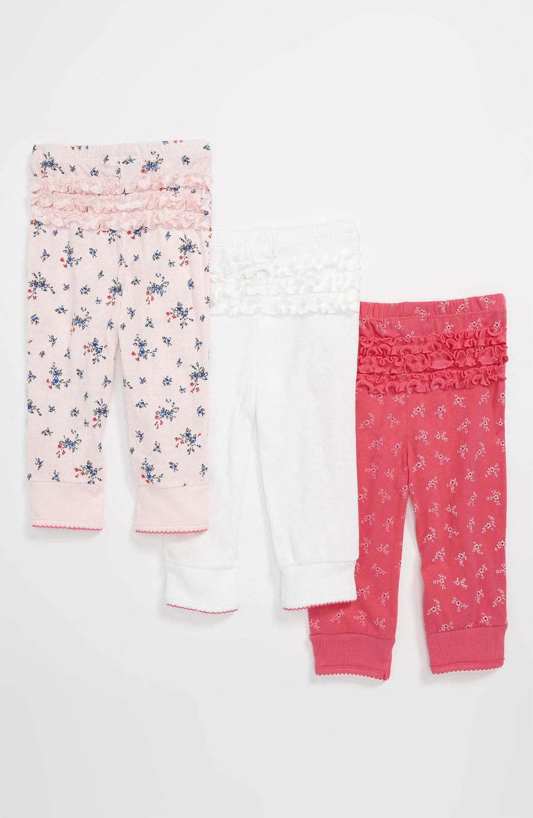 Alternate Image 2  - Juicy Couture Leggings (3-Pack) (Baby)