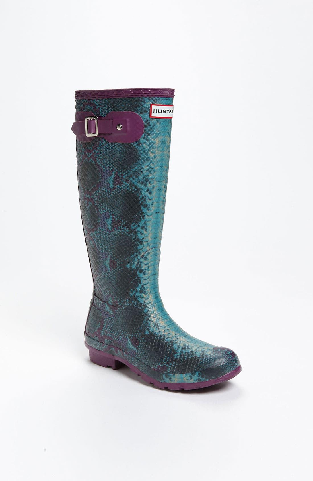 Alternate Image 1 Selected - Hunter 'Carnaby' Rain Boot (Women)