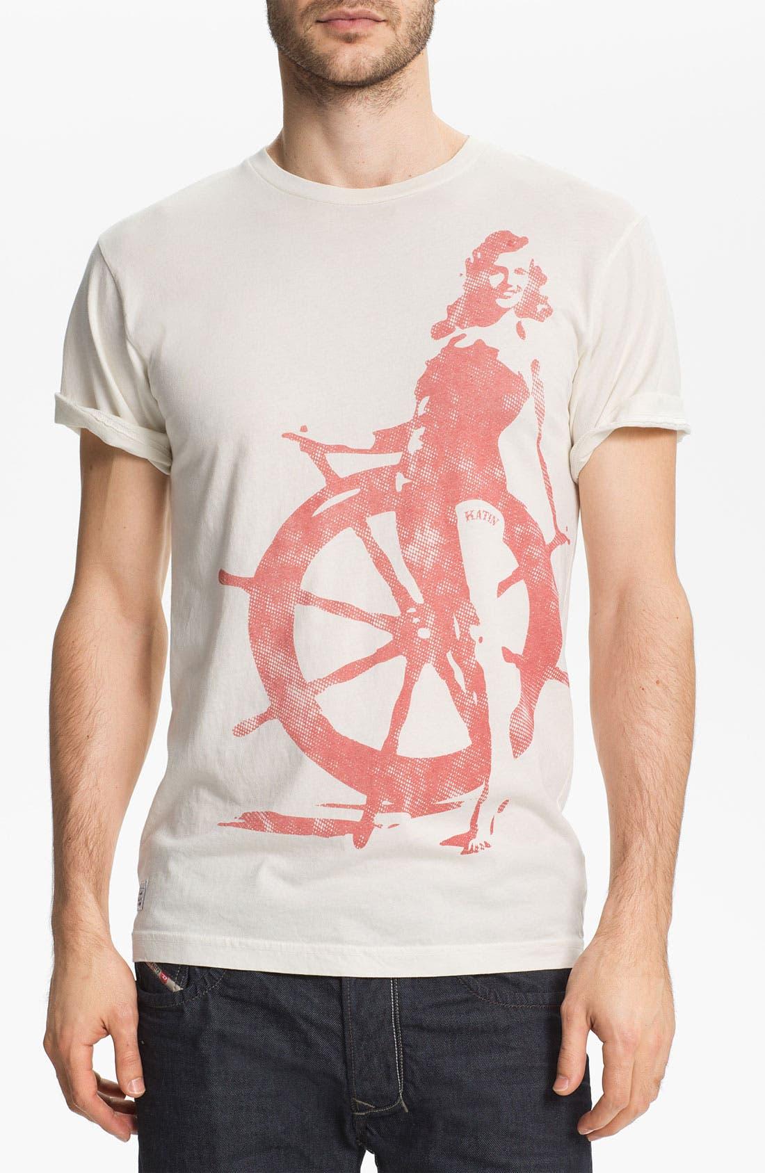 Main Image - Katin 'Wench' Graphic T-Shirt