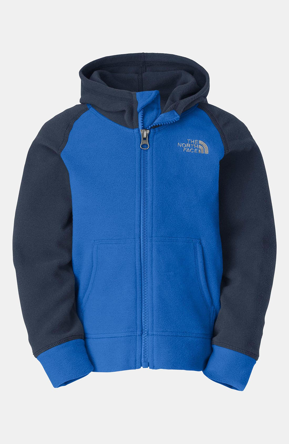 Alternate Image 1 Selected - The North Face 'Glacier' Hoodie (Toddler)