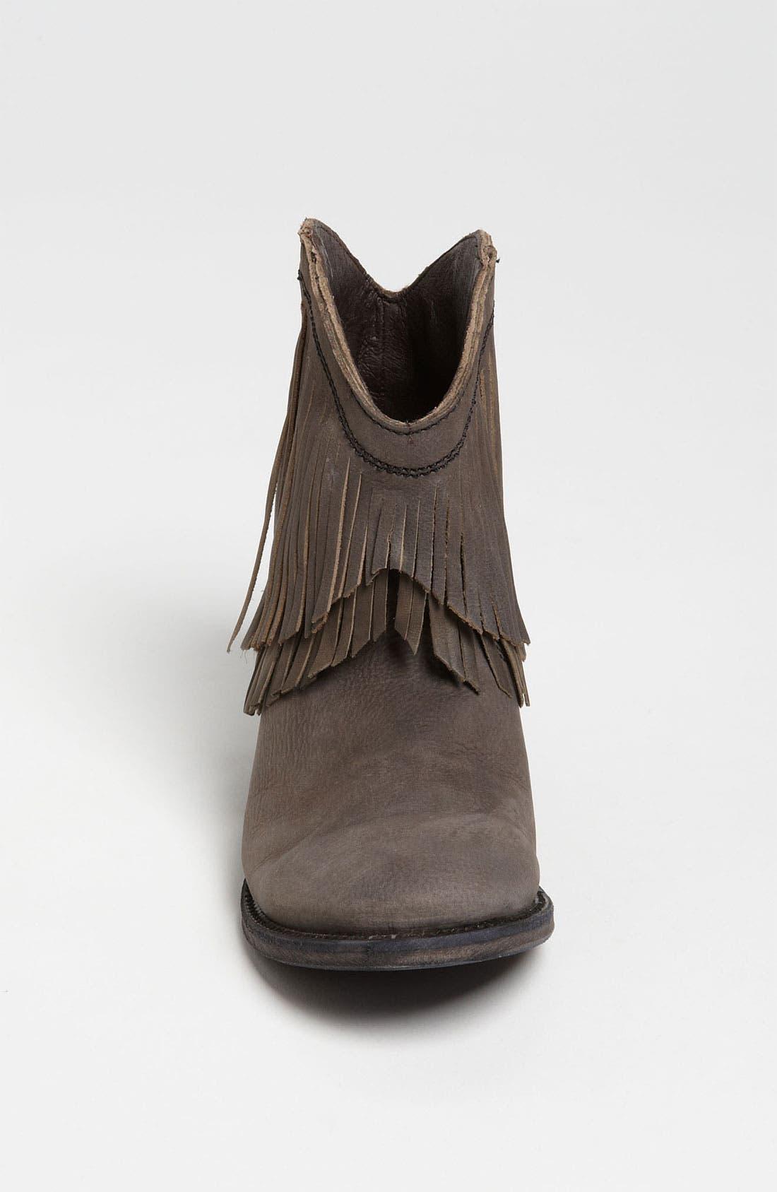 Alternate Image 3  - Liberty Black Short Fringe Boot